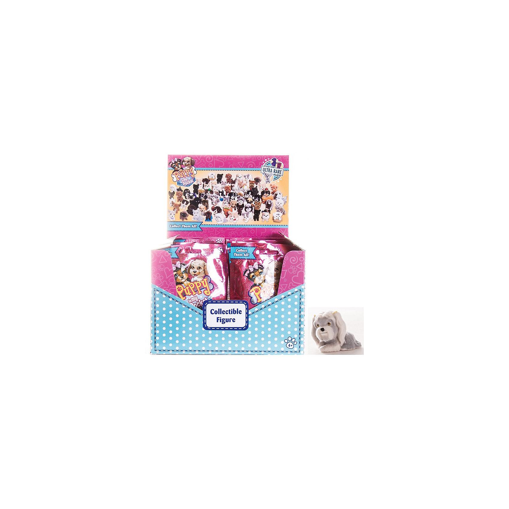 Фигурка флокированная, Puppy in my pocket, в ассортиментеМир животных<br>Симпатичные маленькие собачки ждут своих хозяев! Каждый щеночек упакован в индивидуальный непрозрачный пакетик, что обеспечивает эффект неожиданности. <br>Puppy In My Pocket (Щенок в моём кармане) – это новый бренд игрушек, созданных по одноименному мультфильму, объединяющий более 100 различных персонажей! Симпатичные маленькие пластиковые собачки имеют специальное текстильное напыление (флокирование), делающее их очень приятными на ощупь. <br><br>Дополнительная информация:<br><br>- Материал: пластик, флок.<br>- Размер упаковки: 14х2,5х10 см. <br>- Фигурка в ассортименте (продаются отдельно).<br>ВНИМАНИЕ! Данный артикул представлен в разных вариантах исполнения. К сожалению, заранее выбрать определенный вариант невозможно. При заказе нескольких фигурок возможно получение одинаковых.<br><br>Фигурку флокированную, Puppy in my pocket, в ассортименте, можно купить в нашем магазине.<br><br>Ширина мм: 25<br>Глубина мм: 140<br>Высота мм: 100<br>Вес г: 33<br>Возраст от месяцев: 36<br>Возраст до месяцев: 120<br>Пол: Унисекс<br>Возраст: Детский<br>SKU: 4587472