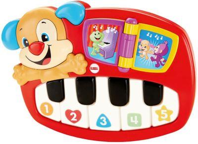 Mattel Пианино-щенок, Fisher-price