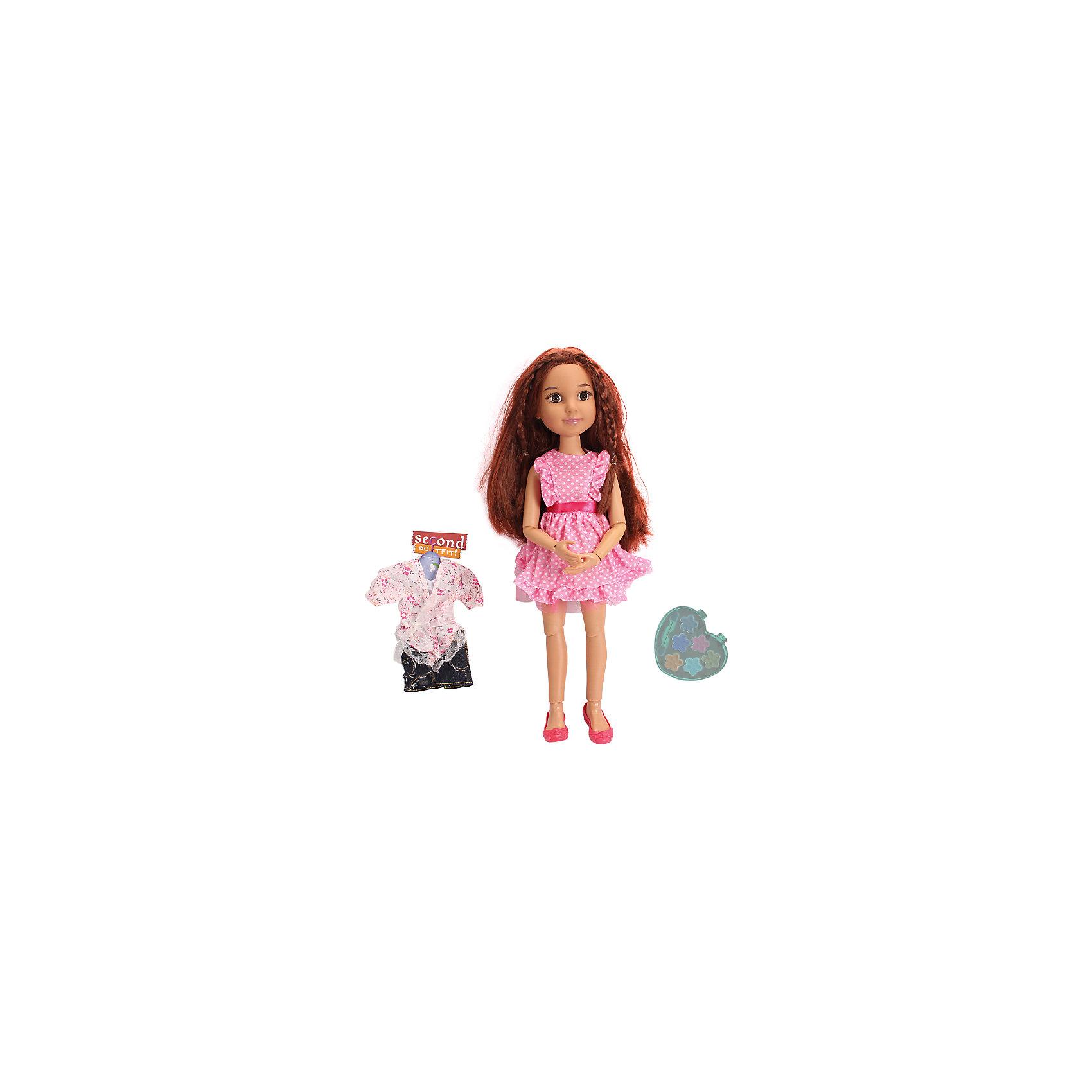 Кукла Макияж: Романтичная девчонка, 45,5 см, с аксессуарами, DollyToyКлассические куклы<br>Яркая модница ждёт встречи с новыми подружками! Эту куклу можно наряжать и делать ей настоящий макияж, косметика и стильные вещи есть в комплекте. Благодаря шарнирам можно менять положение ручек и ножек.<br> <br>Дополнительная информация:<br><br>Высота куклы: 45,5 см<br>В комплекте: кукла, косметика, одежда<br><br>Куклу Макияж: Романтичная девчонка, 45,5 см, с аксессуарами, DollyToy можно купить в нашем магазине.<br><br>Ширина мм: 370<br>Глубина мм: 110<br>Высота мм: 355<br>Вес г: 1083<br>Возраст от месяцев: 72<br>Возраст до месяцев: 1188<br>Пол: Женский<br>Возраст: Детский<br>SKU: 4590209