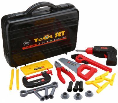 Игровой набор инструментов Заветный чемоданчик (20 предм., в кейсе), ALTACTO