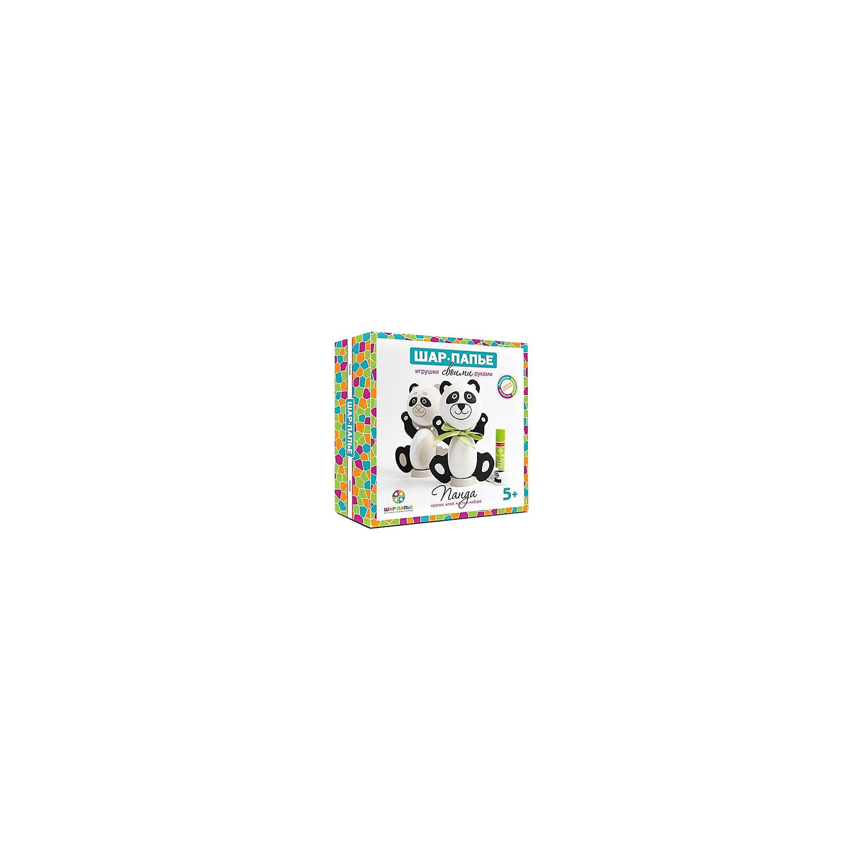 Шар Папье Набор для раскрашивания Панда из Шар-Папье шар папье набор для раскрашивания панда из шар папье
