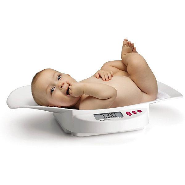 Весы MD6141 LAICAДетские весы<br>Каждой маме хочется знать, насколько поправился ее малыш, сколько он прибавляет в неделю или месяц. Отслеживая изменения веса ребенка можно сделать выводы о его общем состоянии и просто порадоваться за своего крепыша.  Детские весы LAICA имеют удобную чашу, обладают функцией TARE, которая позволяет  вам взвешивать ребенка, не учитывая вес пеленки, на которой лежит малыш. И функцией WEIGHT-BLOCK, которая показывает точный вес ребенка, даже если  малыш лежит неспокойно. Весы LAICA - прекрасный вариант для мам и малышей!<br><br>Дополнительная информация:<br><br>- Материал: пластик, металл.<br>- Размер: 9,5 x 51,5 x 32 см.<br>- Размер чаши весов: 52х25 см.<br>- Дискретность измерения:  5 гр.<br>- Максимальный вес ребенка: 20 кг. <br>- Функция «Tare».<br>- Функция «Weight-Block». <br>- Фиксация значения веса.  <br>- Предупреждение о превышении веса.  <br>- Автоматическое отключение.<br>- 2 варианта единиц измерения: граммы/фунты.<br>- Индикация низкого заряда батареи.<br>- Вес: 2,2 кг.<br>- Элемент питания: 1 батарейка 9 В, тип 6LR61 (крона, не входит в комплект).<br> <br>Весы MD6141 LAICA можно купить в нашем магазине.<br><br>Ширина мм: 130<br>Глубина мм: 550<br>Высота мм: 350<br>Вес г: 2900<br>Возраст от месяцев: 0<br>Возраст до месяцев: 36<br>Пол: Унисекс<br>Возраст: Детский<br>SKU: 4595151