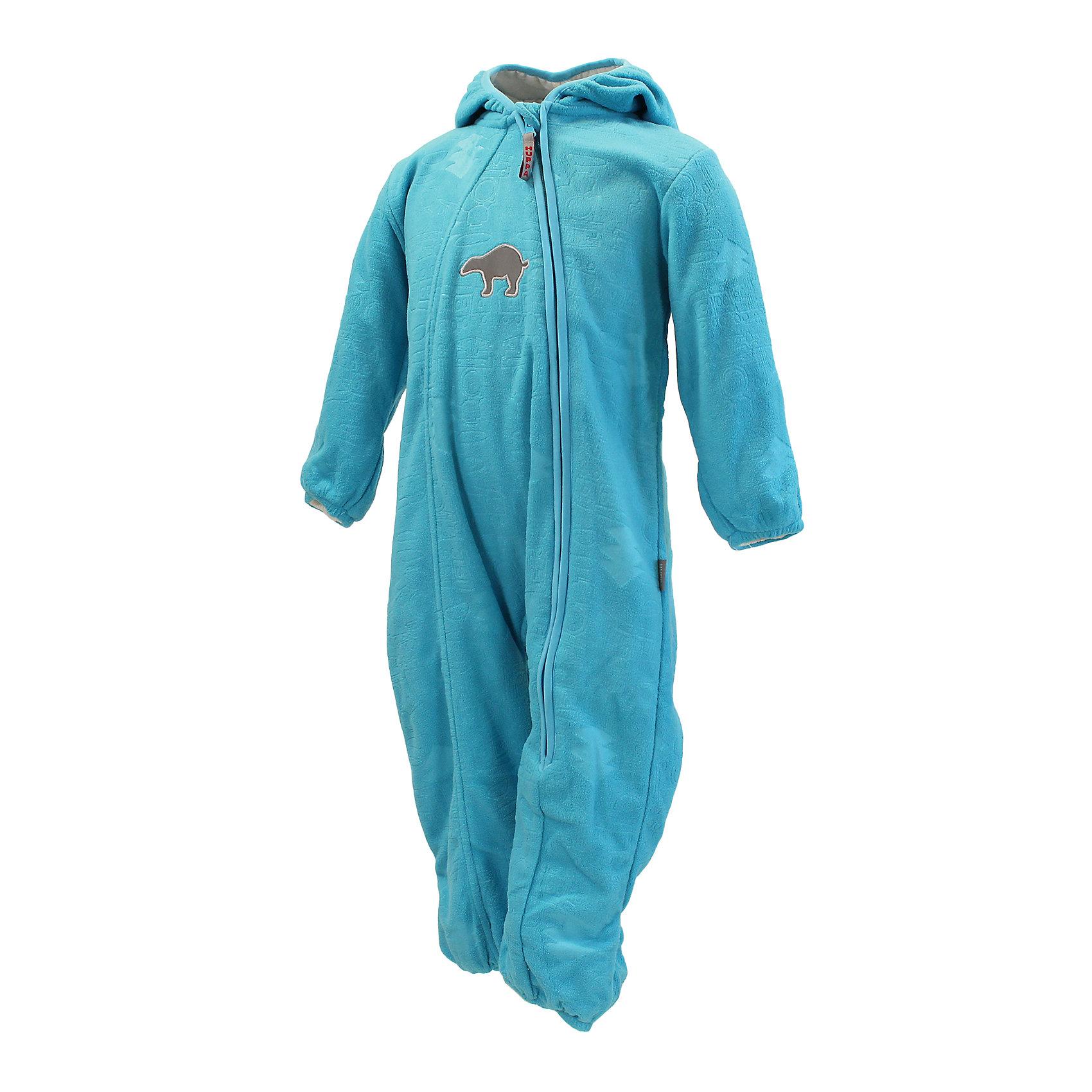 Комбинезон для девочки HuppaМягкий флисовый комбинезон с хлопковой подкладкой и рисунком белого медведя для сладких послеобеденных снов малыша в коляске или для игр в прохладную погоду. Идеально подходит и для надевания под верхнюю одежду. Для удобства одевания у комбинезона имеются длинный замок, резинка на спинке и капюшон. Концы рукавов и штанин можно всего парой движений завернуть назад.<br><br>Дополнительная информация:<br><br><br>Ткань: флис - 100% полиэстер<br>Подкладка: трикотаж - 100% хлопок<br>Манжеты с отворотом<br><br>Комбинезон для девочки Huppa можно купить в нашем магазине.<br><br>Ширина мм: 356<br>Глубина мм: 10<br>Высота мм: 245<br>Вес г: 519<br>Цвет: голубой<br>Возраст от месяцев: 2<br>Возраст до месяцев: 5<br>Пол: Женский<br>Возраст: Детский<br>Размер: 62,80,74,68<br>SKU: 4595525