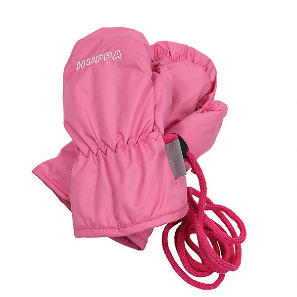 Варежки Fifi для девочки HuppaПерчатки, варежки<br>Характеристики товара:<br><br>• цвет: розовый<br>• состав: 100% полиэстер<br>• подкладка: 100% полиэстер<br>• утеплитель: 100% полиэстер 40 г<br>• температурный режим: от -5°С до +10°С<br>• водонепроницаемость: 5000 мм<br>• воздухопроницаемость: 5000 мм<br>• не продуваемые<br>• логотип<br>• шнурок<br>• не промокаемые <br>• прочная ткань<br>• комфортная посадка<br>• коллекция: весна-лето 2017<br>• страна бренда: Эстония<br><br>Эти утепленные варежки обеспечат детям тепло и комфорт в межсезонье. Они сделаны из материала, отталкивающего воду, поэтому изделие идеально подходит для межсезонья. Материал изделия - с мембранной технологией: защищая от влаги и ветра, он легко выводит лишнюю влагу наружу. Варежки очень симпатично смотрятся. Модель была разработана специально для детей.<br><br>Одежда и обувь от популярного эстонского бренда Huppa - отличный вариант одеть ребенка можно и комфортно. Вещи, выпускаемые компанией, качественные, продуманные и очень удобные. Для производства изделий используются только безопасные для детей материалы. Продукция от Huppa порадует и детей, и их родителей!<br><br>Варежки для девочки от бренда Huppa (Хуппа) можно купить в нашем интернет-магазине.<br><br>Ширина мм: 162<br>Глубина мм: 171<br>Высота мм: 55<br>Вес г: 119<br>Цвет: розовый<br>Возраст от месяцев: 3<br>Возраст до месяцев: 12<br>Пол: Женский<br>Возраст: Детский<br>Размер: 1,2<br>SKU: 4595694