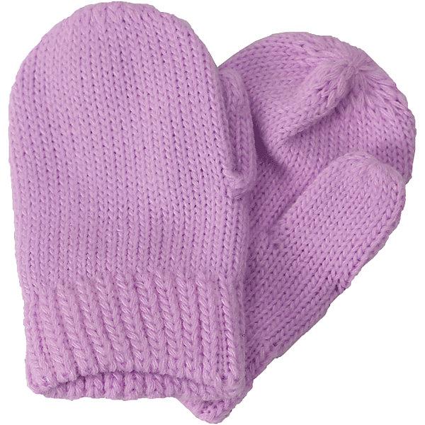 Варежки Huppa Lynn для девочкиПерчатки, варежки<br>Характеристики товара:<br><br>• модель: Lynn;<br>• цвет: сиреневый;<br>• состав: 100% акрил;<br>• утеплитель: без утеплителя;<br>• температурный режим: от 0°С до +10°С;<br>• сезон: демисезон;<br>• особенности: вязаные;<br>• эластичная резинка;<br>• страна бренда: Эстония;<br>• страна изготовитель: Эстония.<br><br>Вязаные варежки. Милые варежки из акриловой пряжи, которые удобно надевать с комбинезонами и комплектами. Для удобства ношения запястье вывязано в виде резинки, чтобы варежки хорошо держались на руках.<br><br>Варежки Lynn от бренда Huppa (Хуппа) можно купить в нашем интернет-магазине.<br>Ширина мм: 162; Глубина мм: 171; Высота мм: 55; Вес г: 119; Цвет: розовый; Возраст от месяцев: 0; Возраст до месяцев: 12; Пол: Женский; Возраст: Детский; Размер: one size; SKU: 4595721;