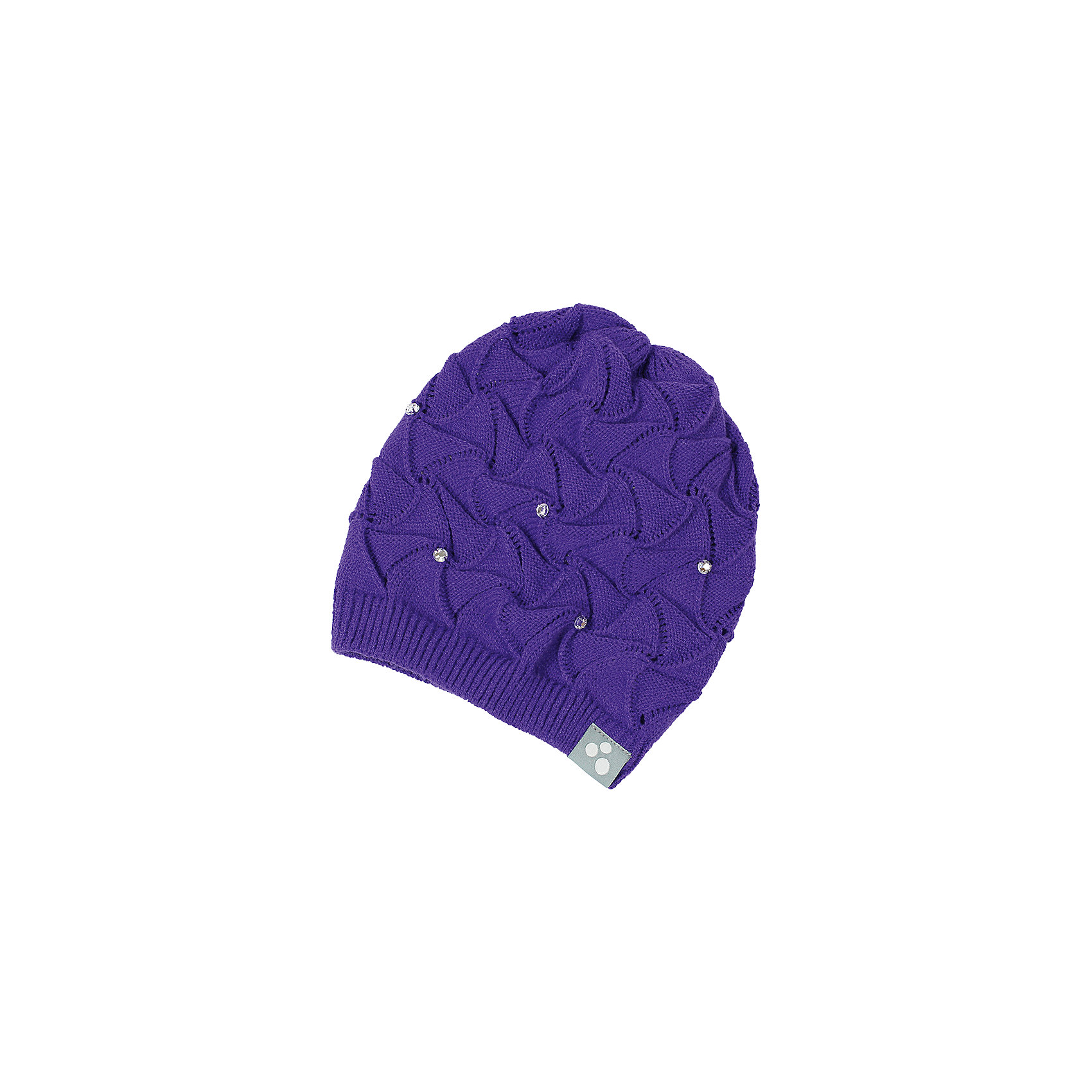 Шапка для девочки HuppaГоловные уборы<br>Вязаная демисезонная модель с оригинальным ажурным узором и стразами.<br><br>Дополнительная информация:<br><br>Температурный режим - от 0С до +10С<br>Материал: 100% полиэстер<br><br>Шапку для девочки Huppa можно купить в нашем магазине.<br><br>Ширина мм: 89<br>Глубина мм: 117<br>Высота мм: 44<br>Вес г: 155<br>Цвет: розовый<br>Возраст от месяцев: 12<br>Возраст до месяцев: 24<br>Пол: Женский<br>Возраст: Детский<br>Размер: 47-49,55-57,51-53<br>SKU: 4595747