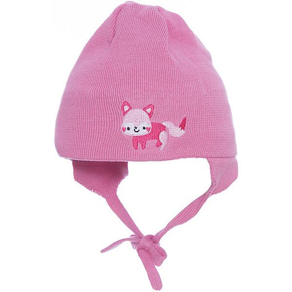 Шапка Huppa Doody для девочкиШапочки<br>Характеристики товара:<br><br>• модель: Doody;<br>• цвет: розовый;<br>• состав: 100% хлопок;<br>• температурный режим: от 0°С до +10°С;<br>• сезон: демисезон;<br>• особенности: вязаная;<br>• шапка на завязках;<br>• декорирована аппликацией;<br>• светоотражающий элемент;<br>• страна бренда: Эстония;<br>• страна изготовитель: Эстония.<br><br>Демисезонная вязаная шапка. Шапка с мягкой резинкой, которая не давит. Шапка на завязках декорирована аппликацией спереди. Дополнена светоотражающим элементом.<br><br>Шапку Doody от бренда Huppa (Хуппа) можно купить в нашем интернет-магазине.<br>Ширина мм: 89; Глубина мм: 117; Высота мм: 44; Вес г: 155; Цвет: розовый; Возраст от месяцев: 12; Возраст до месяцев: 24; Пол: Женский; Возраст: Детский; Размер: 47-49,39-43,43-45,51-53; SKU: 4595795;