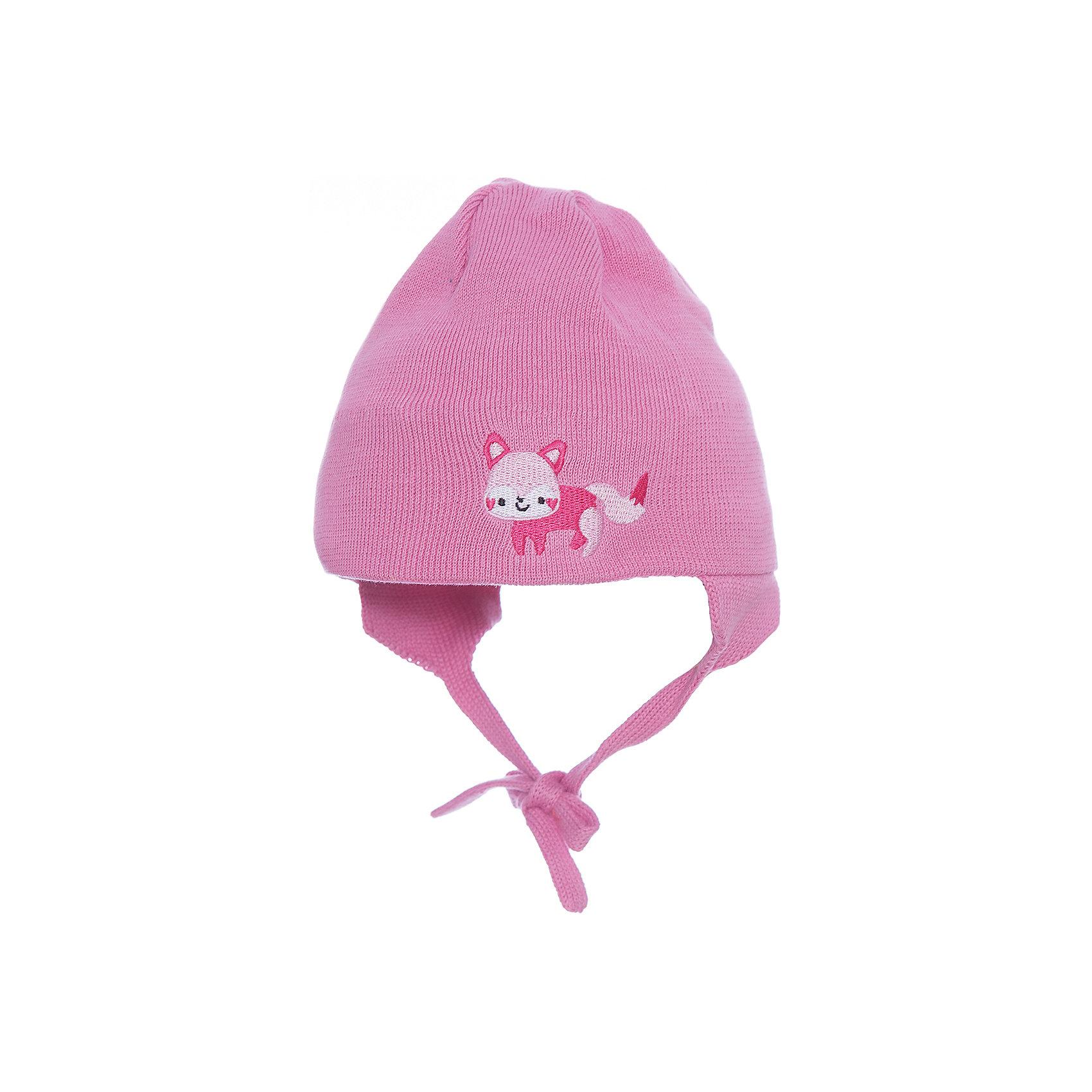 Шапка для девочки HuppaШапочки<br>Хлопчатобумажная демисезонная шапка на завязках.<br><br>Дополнительная информация:<br><br>Демисезонная модель<br>Состав:100% хлопок<br><br>Шапку для девочки Huppa можно купить в нашем магазине.<br><br>Ширина мм: 89<br>Глубина мм: 117<br>Высота мм: 44<br>Вес г: 155<br>Цвет: розовый<br>Возраст от месяцев: 9<br>Возраст до месяцев: 12<br>Пол: Женский<br>Возраст: Детский<br>Размер: 43-45,51-53,39-43,47-49<br>SKU: 4595795
