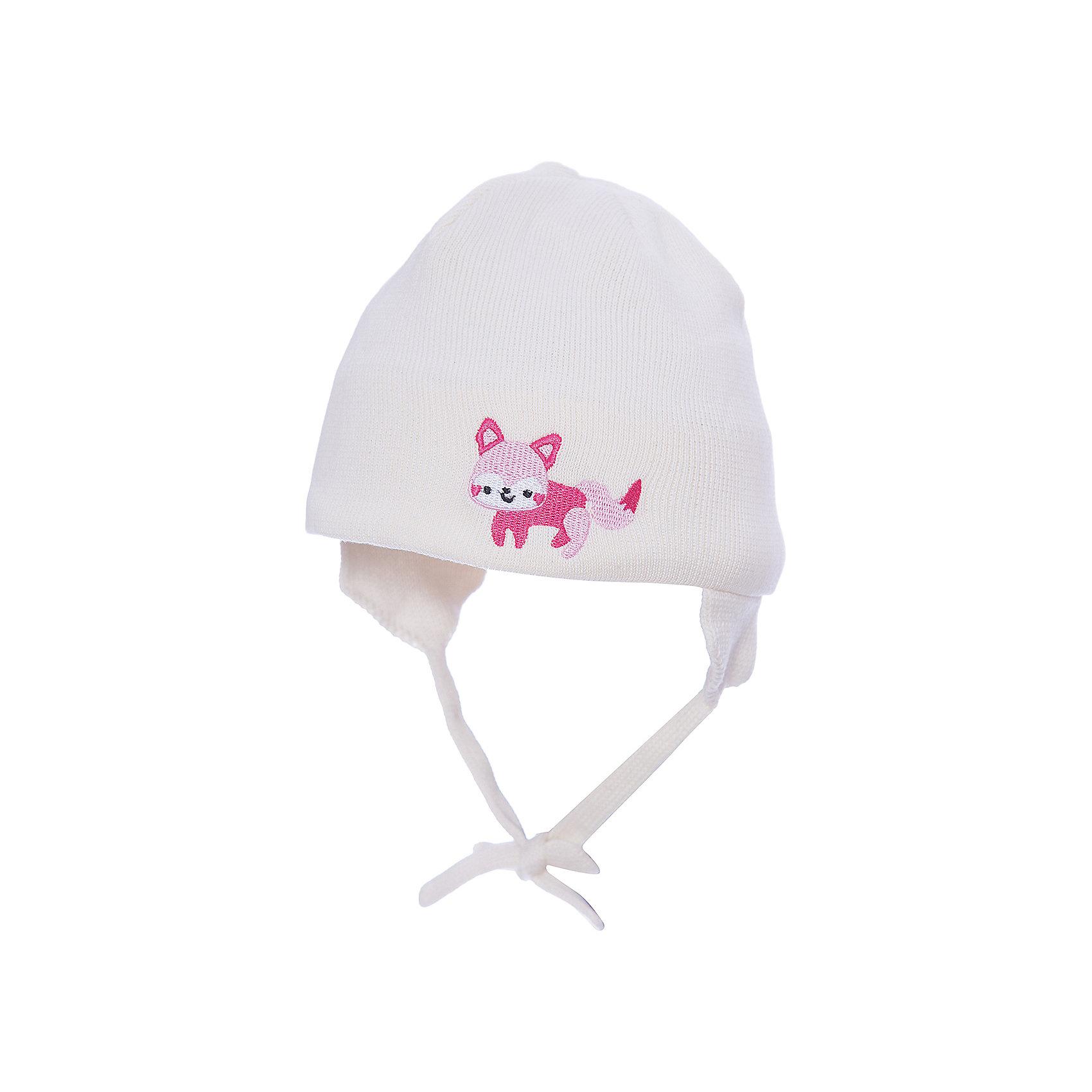 Шапка для девочки HuppaГоловные уборы<br>Хлопчатобумажная демисезонная шапка на завязках.<br><br>Дополнительная информация:<br><br>Демисезонная модель<br>Состав:100% хлопок<br><br>Шапку для девочки Huppa можно купить в нашем магазине.<br><br>Ширина мм: 89<br>Глубина мм: 117<br>Высота мм: 44<br>Вес г: 155<br>Цвет: белый<br>Возраст от месяцев: 9<br>Возраст до месяцев: 12<br>Пол: Женский<br>Возраст: Детский<br>Размер: 43-45,51-53,39-43,47-49<br>SKU: 4595800