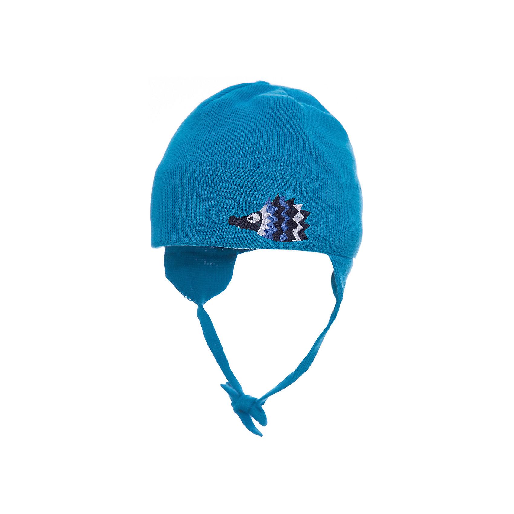 Шапка для мальчика HuppaХлопчатобумажная демисезонная шапка на завязках.<br><br>Дополнительная информация:<br><br>Демисезонная модель<br>Состав:100% хлопок<br><br>Шапку для мальчика Huppa можно купить в нашем магазине.<br><br>Ширина мм: 89<br>Глубина мм: 117<br>Высота мм: 44<br>Вес г: 155<br>Цвет: голубой<br>Возраст от месяцев: 0<br>Возраст до месяцев: 6<br>Пол: Мужской<br>Возраст: Детский<br>Размер: 43-45,51-53,47-49,39-43<br>SKU: 4595805