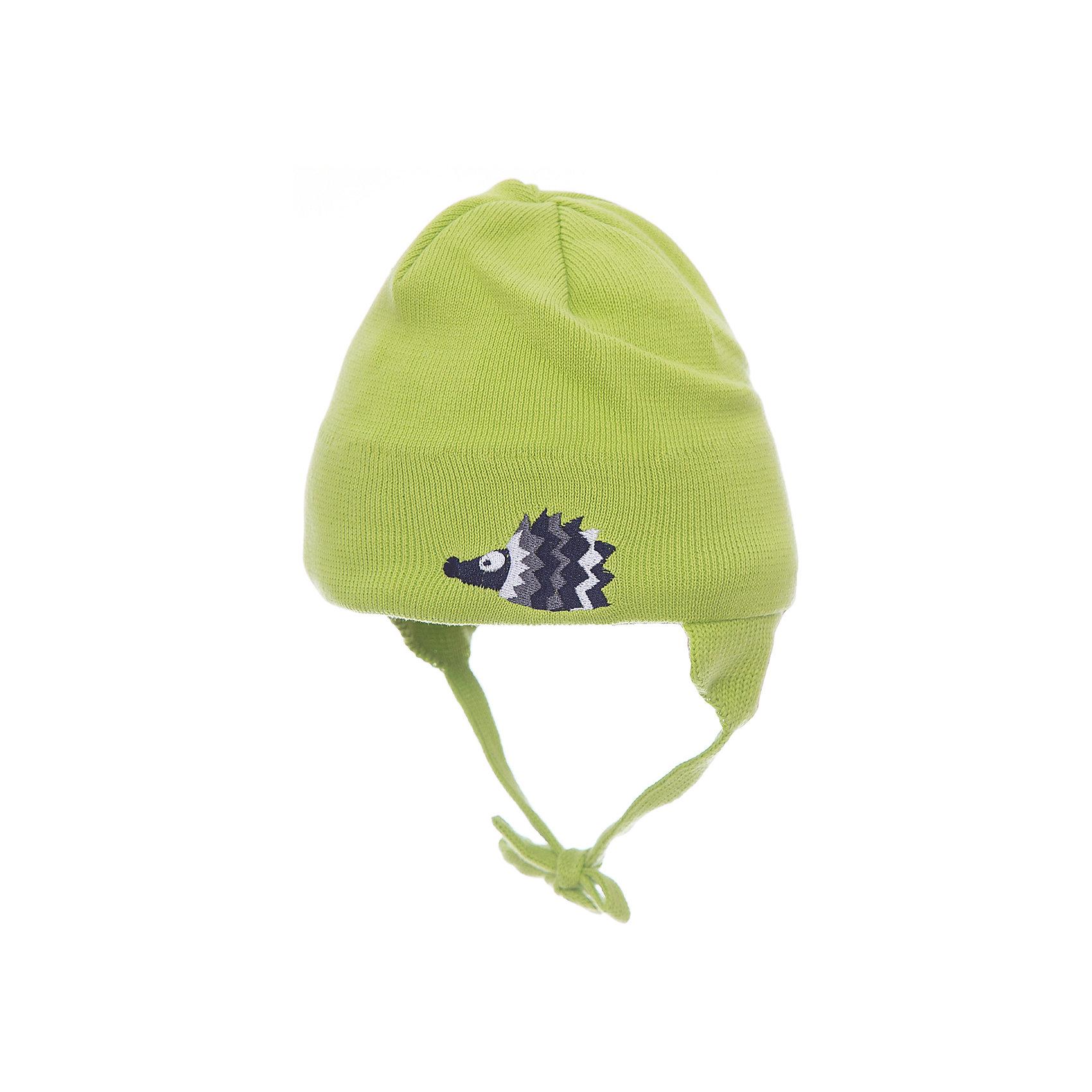 Шапка для мальчика HuppaХлопчатобумажная демисезонная шапка на завязках.<br><br>Дополнительная информация:<br><br>Демисезонная модель<br>Состав:100% хлопок<br><br>Шапку для мальчика Huppa можно купить в нашем магазине.<br><br>Ширина мм: 89<br>Глубина мм: 117<br>Высота мм: 44<br>Вес г: 155<br>Цвет: желтый<br>Возраст от месяцев: 12<br>Возраст до месяцев: 24<br>Пол: Мужской<br>Возраст: Детский<br>Размер: 47-49,43-45,51-53,39-43<br>SKU: 4595810