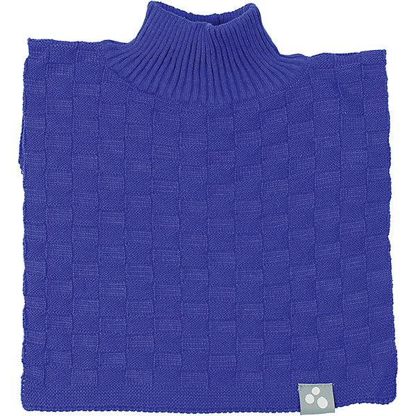 Манишка Huppa Sonnet для мальчикаШарфы, платки<br>Характеристики товара:<br><br>• модель: Sonnet;<br>• цвет: синий;<br>• состав: 50% хлопок, 50% акрил;<br>• температурный режим: от 0°С до -20°С;<br>• сезон: демисезон;<br>• особенности: вязаная;<br>• светоотражающий элемент;<br>• страна бренда: Эстония;<br>• страна изготовитель: Эстония.<br><br>Вязаная манишка. Манишка сохранит шею в тепле при холодах и сильных ветрах. Дополнена светоотражающей эмблемой. Можно носить как в демисезонную погоду, так и поддевать в сильные холода.<br><br>Манишку Sonnet от бренда Huppa (Хуппа) можно купить в нашем интернет-магазине.<br>Ширина мм: 88; Глубина мм: 155; Высота мм: 26; Вес г: 106; Цвет: голубой; Возраст от месяцев: 24; Возраст до месяцев: 60; Пол: Мужской; Возраст: Детский; Размер: 47-53,55-57; SKU: 4595815;