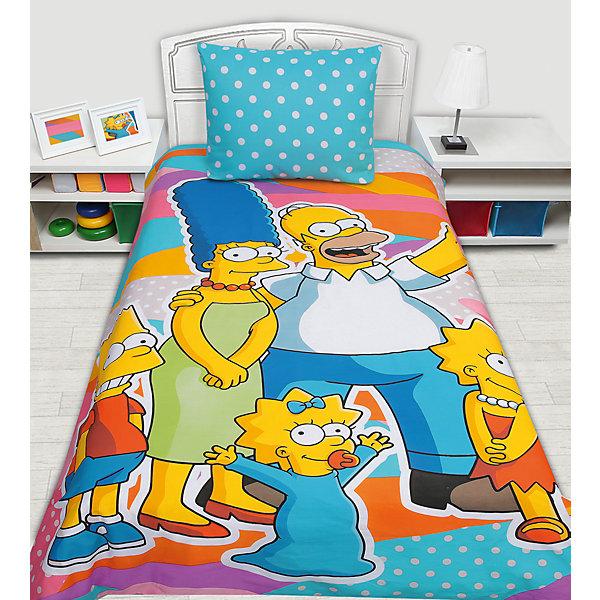Детское постельное белье 1,5 сп. Mona Liza, Simpsons, Семейка СимсоновДетское постельное бельё<br>Комплект Семейка Симпсоны 1,5-спальный (наволочка 50*70 см) – этот КПБ осуществит мечту ребенка окунуться в волшебный мир любимых героев.<br>Яркий полуторный комплект пастельного белья Семейка Симпсоны создаст уютную атмосферу в спальне вашего ребенка. С таким комплектом он будет с удовольствием погружаться в мир сказочных снов. Верх пододеяльника украшен изображением семьи Симпсонов. Дизайн наволочки, простыни и нижней стороны пододеяльника гармонично дополняет основной рисунок. Постельное белье выполнено из плотной бязи с применением стойких экологически чистых красителей, безопасных для нежной кожи ребенка. Ткань приятна на ощупь, хорошо пропускает воздух и отлично впитывает влагу. Благодаря современным технологиям окраски, постельное белье не теряет свой цвет даже после множества стирок.<br><br>Дополнительная информация:<br><br>- Размер 1,5 спальный<br>- В комплекте: пододеяльник 145х210 см., простыня 150х215 см., наволочка 50х70 см.<br>- Тип застежки: пододеяльник на пуговицах, наволочка входной клапан<br>- Простыня без шва<br>- Материал: импортная бязь (100% хлопок)<br>- Размер упаковки: 30 ? 25 ? 5 см.<br>- Вес: 1,3 кг.<br><br>Комплект Семейка Симпсоны 1,5-спальный (наволочка 50*70 см) можно купить в нашем интернет-магазине.<br>Ширина мм: 250; Глубина мм: 45; Высота мм: 330; Вес г: 1250; Возраст от месяцев: 60; Возраст до месяцев: 180; Пол: Унисекс; Возраст: Детский; SKU: 4601405;