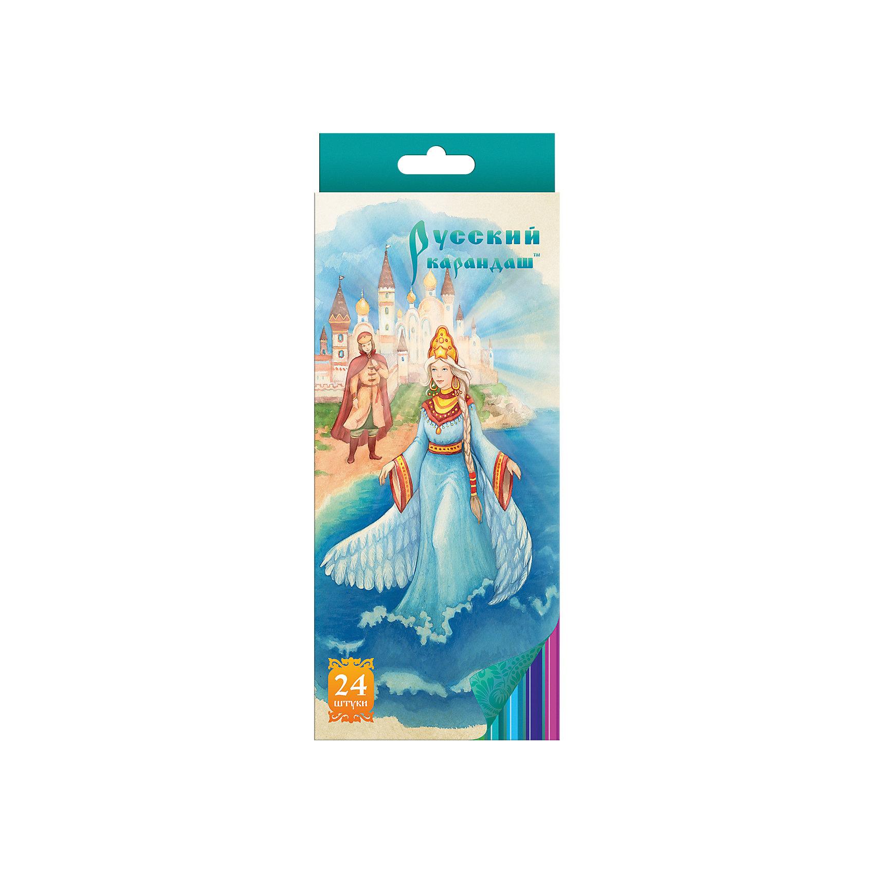 Proff Карандаши цветные Сказки, 18 цветов карандаши 18 цветов деревянные cuya 2926 18