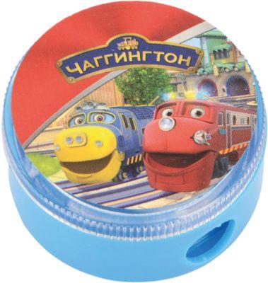 Proff Точилка с контейнером Весёлые паровозики из Чаггингтона