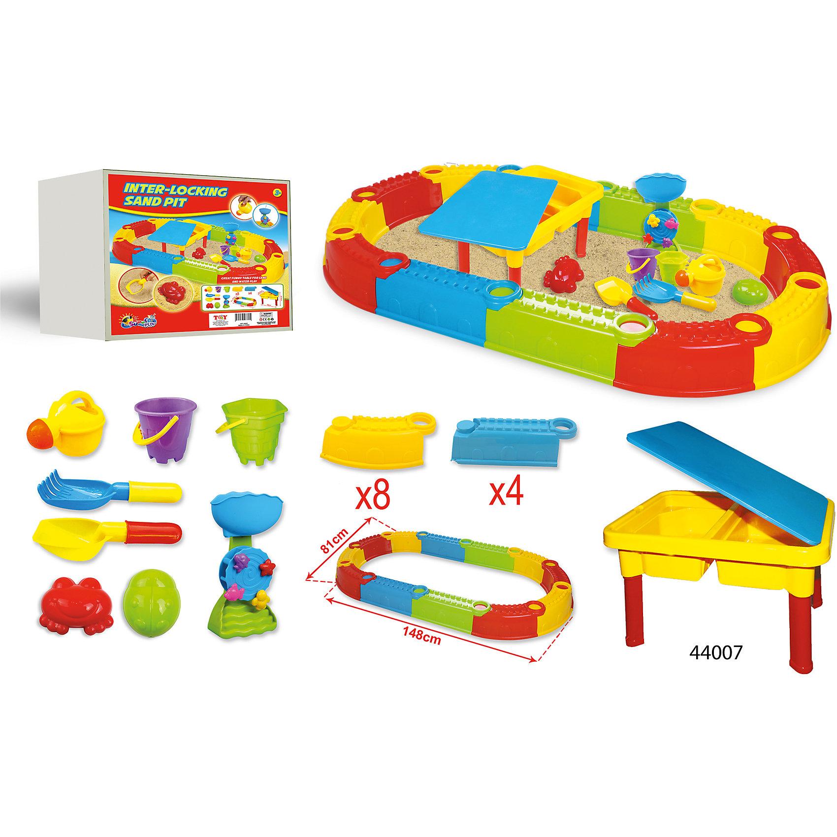 Набор для игры с песком, Toy Target