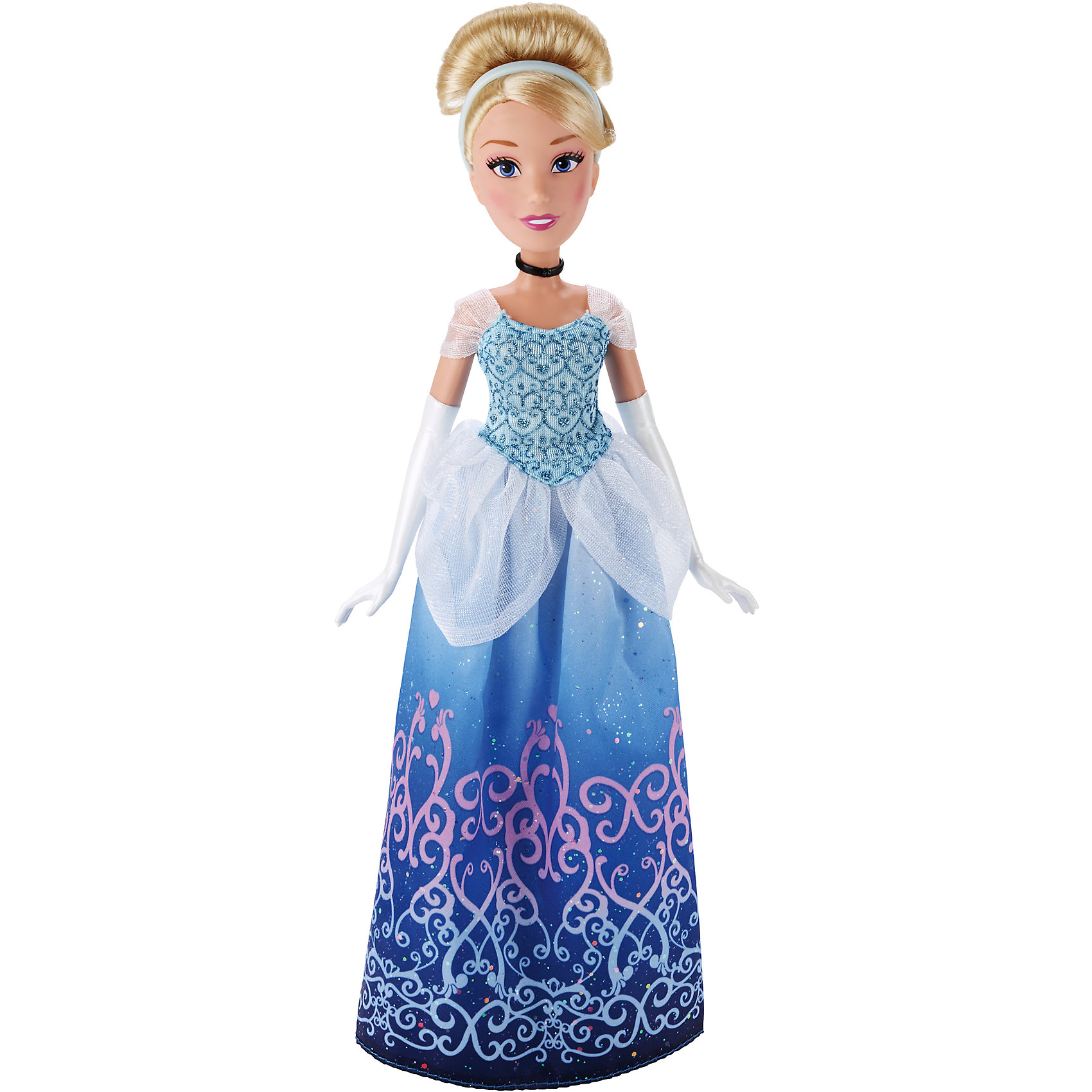 Hasbro Кукла Золушка, Принцессы Дисней hasbro кукла золушка с проявляющимся принтом