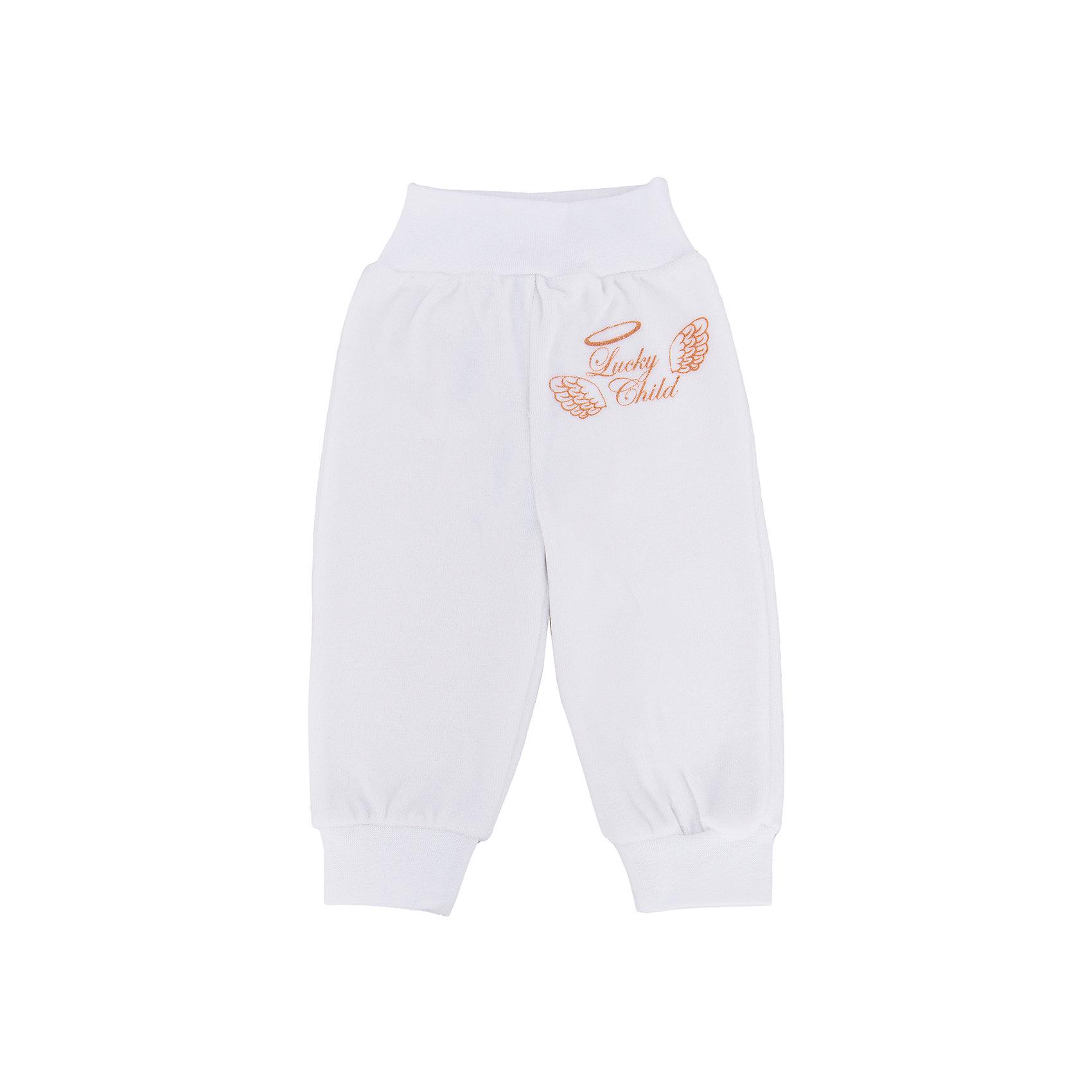 Велюровые брюки Lucky Child
