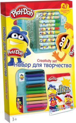 Академия групп Набор для творчества (47 предметов), Play-Doh фото-1