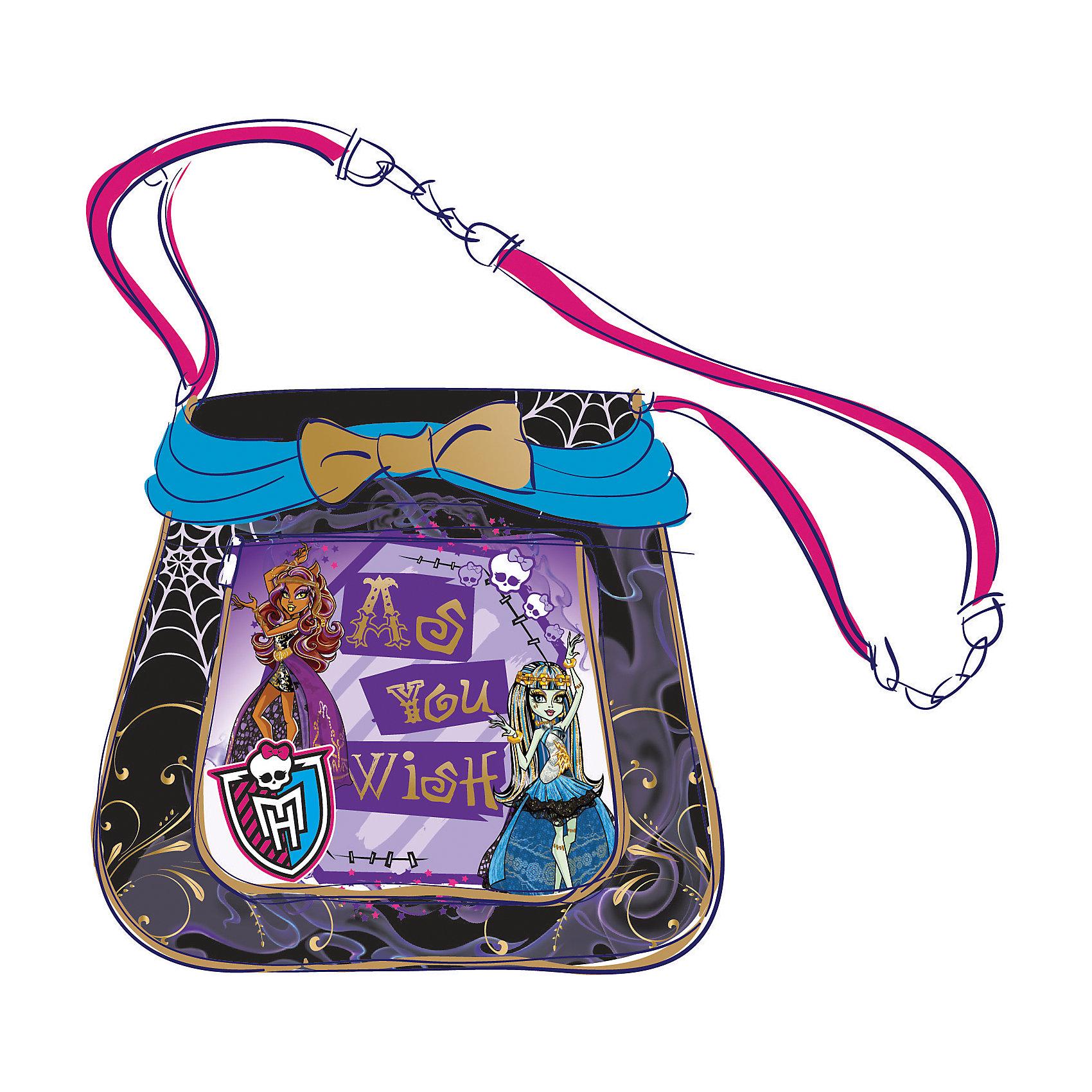 CENTRUM Сумка Monster High 27*24*3 см centrum пенал monster high цвет фиолетовый черный