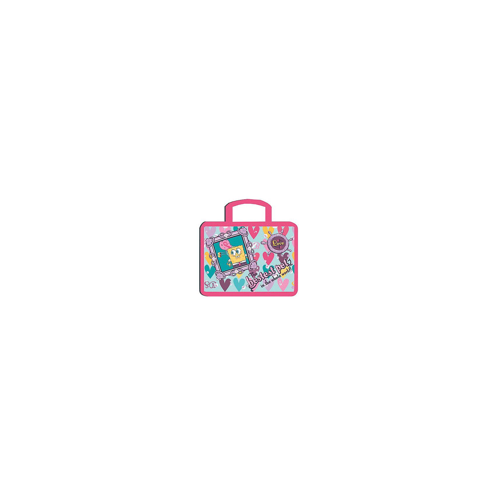 Текстильная папка-сумка Губка Боб А4Папки для дополнительных занятий<br>Яркая текстильная папка-сумка Губка Боб станет лучшим спутником Вашего ребенка на занятиях. В ней удобно носить канцелярские принадлежности, альбом, краски, тетради. Универсальный формат А4, удобные ручки, застежка-молния и позитивный принт - идеальный вариант для маленьких непосед. <br><br>Дополнительная информация:<br>- материал: текстиль<br>- размер: 35х4х26 см (формат А4)<br>- застежка-молния<br><br>Текстильную папку-сумку Губка Боб можно купить в нашем интернет-магазине.<br><br>Ширина мм: 40<br>Глубина мм: 260<br>Высота мм: 350<br>Вес г: 160<br>Возраст от месяцев: 36<br>Возраст до месяцев: 96<br>Пол: Унисекс<br>Возраст: Детский<br>SKU: 4616079
