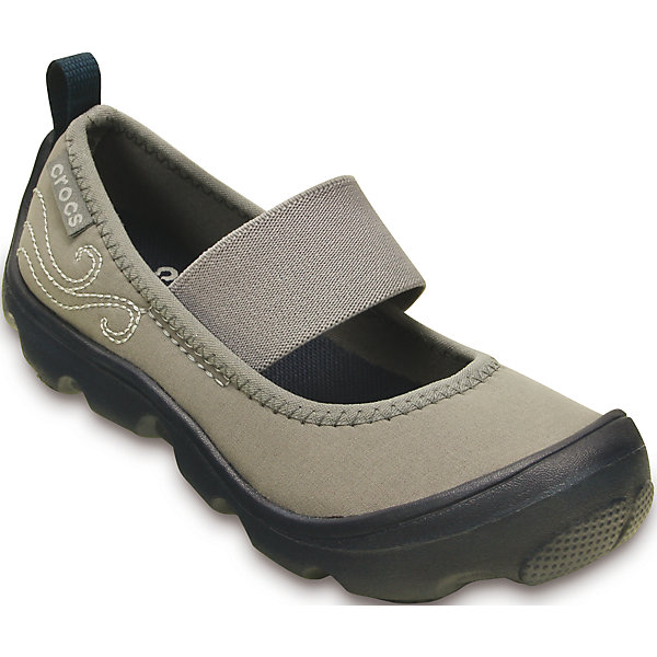 Туфли Duet Busy Day Mary Jane PS для девочки Crocs