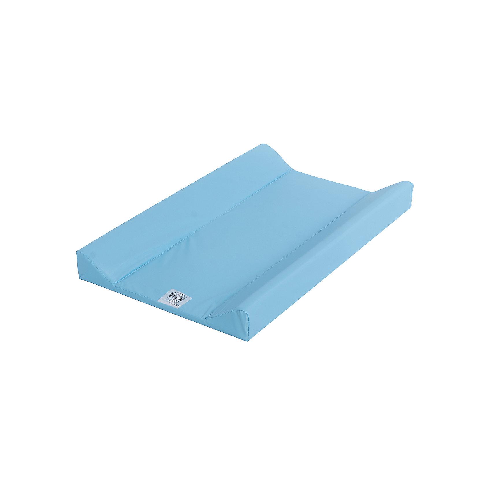 Доска для пеленания Параллель, Фея, в ассортиментеПеленание<br>Описание: пеленальник имеет  мягкие  бортики, предотвращающие скатывание ребенка,- мягкое основание,- материал обшивки: клеенка поливинилхлоридная,<br>- дно из ДВП для фиксирования на кроватке.Габариты и вес Размеры (ДхШхВ) – 79,5 х 49 х 8,6 см. Вес - 2,34 кг<br><br>ВНИМАНИЕ! Данный артикул имеется в наличии в разных вариантах исполнения (фиолетовый, зеленый,голубой, оранжевый). К сожалению, заранее выбрать определенный вариант невозможно. При заказе нескольких позиций возможно получение одинаковых.<br><br>Ширина мм: 860<br>Глубина мм: 700<br>Высота мм: 490<br>Вес г: 2300<br>Возраст от месяцев: 0<br>Возраст до месяцев: 12<br>Пол: Унисекс<br>Возраст: Детский<br>SKU: 4616648