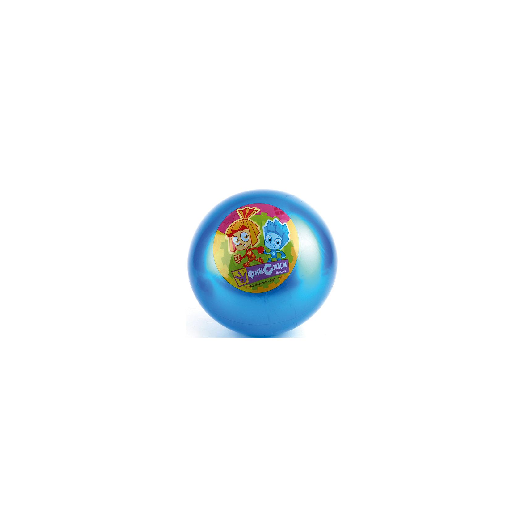 Мяч, 33 см, Фиксики, Играем вместеМяч с изображением любимых героев - прекрасный подарок для любого ребенка! Игры с мячом  стимулируют детей к физической активности, развивают моторику, координацию, тренируют различные группы мышц. Игрушка выполнена из высококачественных материалов, в производстве которых использованы только нетоксичные, безопасные для детей красители. <br><br>Дополнительная информация:<br><br>- Материал: ПВХ.<br>- Размер d - 33 см.<br>- Цвет в ассортименте.<br>ВНИМАНИЕ! Данный артикул представлен в разных вариантах исполнения. К сожалению, заранее выбрать определенный вариант невозможно. При заказе нескольких мячей возможно получение одинаковых.<br><br>Мяч, 33 см, Фиксики, Играем вместе, в ассортименте, можно купить в нашем магазине.<br><br>Ширина мм: 450<br>Глубина мм: 360<br>Высота мм: 290<br>Вес г: 130<br>Возраст от месяцев: 36<br>Возраст до месяцев: 96<br>Пол: Унисекс<br>Возраст: Детский<br>SKU: 4616834