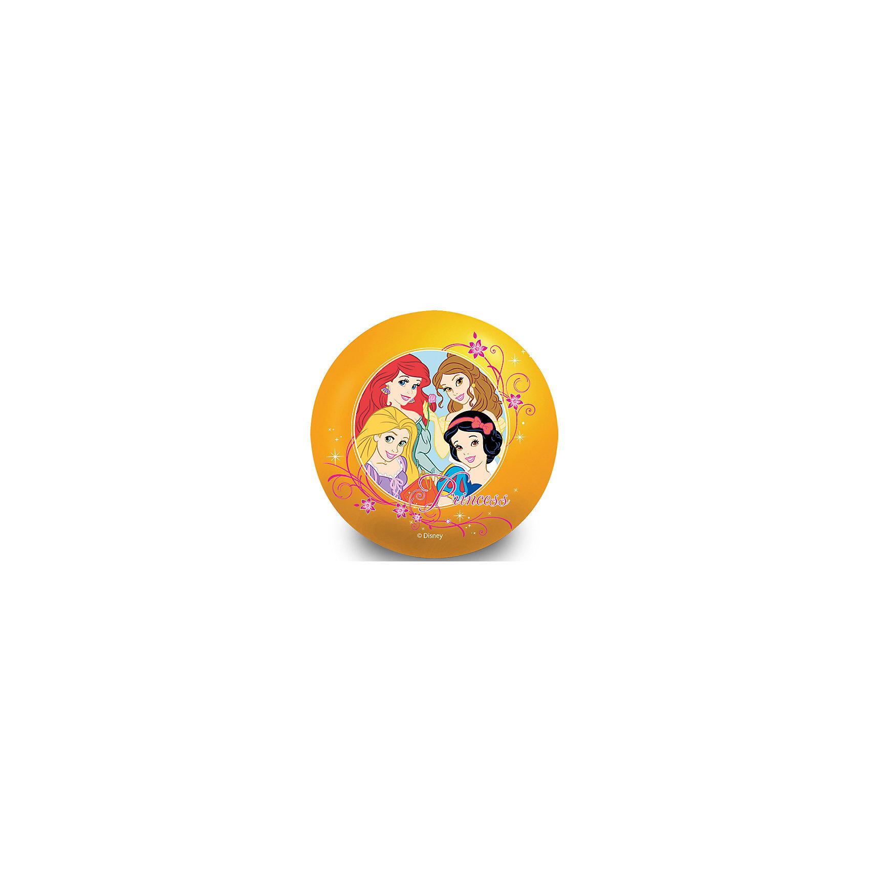 Играем вместе Мяч Принцессы, 33 см, Играем вместе играем вместе набор царапка с сюрпризом принцессы дисней