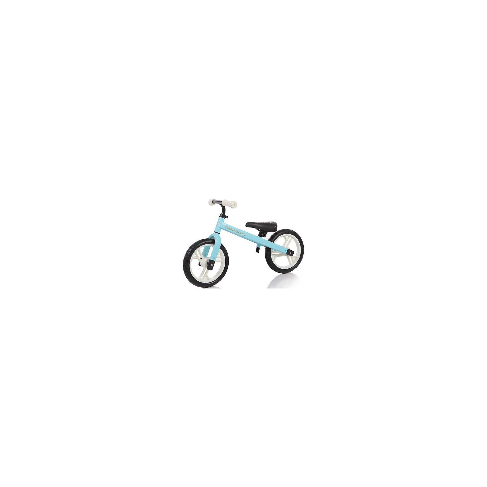 Беговел, синий, JetemБеговелы – это детские двухколесные велосипеды, у которых нет педалей. Они совмещают в себе черты велосипеда и самоката и помогают научиться удерживать равновесие.<br>Беговел Jetem (Жетем) оснащен удобным сидением и полиуретановыми колесами, не требующими накачивания. Высоту сидения можно регулировать.<br><br>Дополнительная информация:<br><br>Руль регулируется по высоте<br>12 дюймовые колеса из полиуретана<br>Эргономичное сидение с мягкой накладкой<br>Алюминиевая рама<br>Максимальная нагрузка: 50 кг.<br>Для детей ростом: от 90 см до 125 см<br>Минимальная высота сиденья: от 35 см<br>Вес 2,97кг<br>Эргономичное сидение с мягкой накладкой<br>Без тормоза и подножки<br><br>Беговел, синий, Jetem (Жетем) можно купить в нашем магазине.<br><br>Ширина мм: 690<br>Глубина мм: 160<br>Высота мм: 350<br>Вес г: 3000<br>Возраст от месяцев: 24<br>Возраст до месяцев: 72<br>Пол: Унисекс<br>Возраст: Детский<br>SKU: 4618474