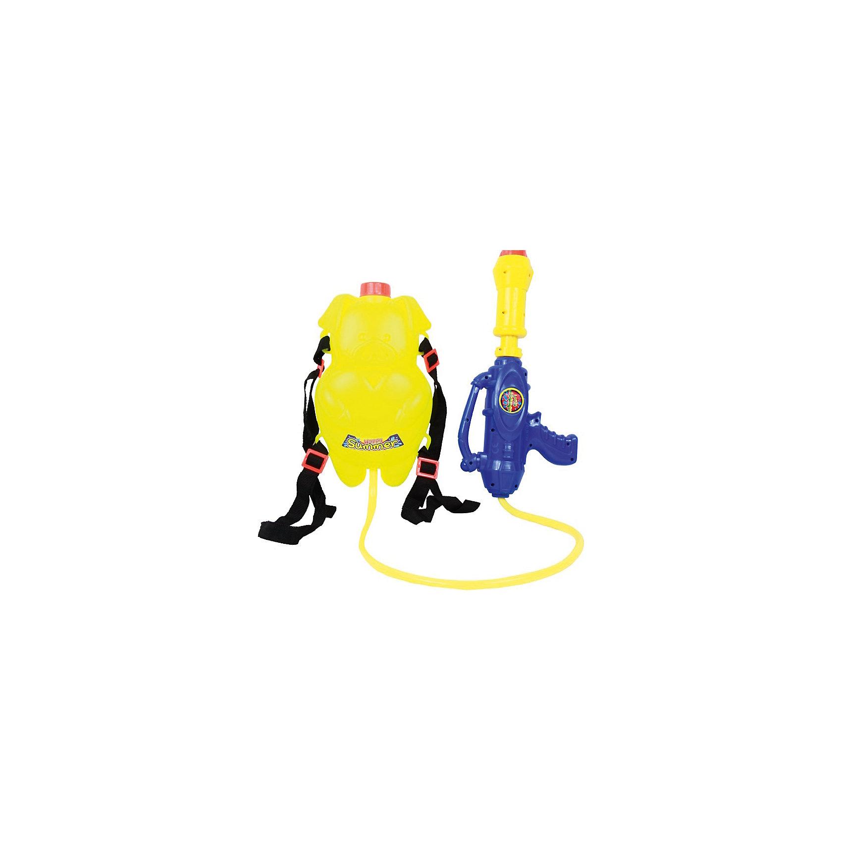 Водный автомат Секретное задание, 40 см, BebelotВодный автомат Секретное задание, Bebelot, станет отличным развлечением в жаркие летние дни. Игрушка выполнена в ярком красочном дизайне и состоит из автомата и резервуара для воды. Все материалы качественные и прочные. Оружие-водомет удобно располагается в руке и легко заполняется водой. Вместительный резервуар для воды в виде ранца надежно фиксируются на спине благодаря широким лямкам. Юные любители пострелять могут устраивать настоящие водные сражения, бесконечно наполняя резервуар водой и поливая друг друга. Игры с водяным оружием не только увлекательны, но и безопасны для ребёнка, развивают глазомер, точность, меткость и ловкость.<br><br>Дополнительная информация:<br><br>- В комплекте: автомат, ранец из 2 баллонов.<br>- Материал: пластик.<br>- Длина водомета: 40 см.<br>- Размер упаковки: 35 х 23 х 6 см.<br>- Вес: 0,29 кг.<br> <br>Водный автомат Секретное задание, 40 см., Bebelot, можно купить в нашем интернет-магазине.<br><br>Ширина мм: 355<br>Глубина мм: 230<br>Высота мм: 65<br>Вес г: 290<br>Возраст от месяцев: 36<br>Возраст до месяцев: 72<br>Пол: Унисекс<br>Возраст: Детский<br>SKU: 4622213