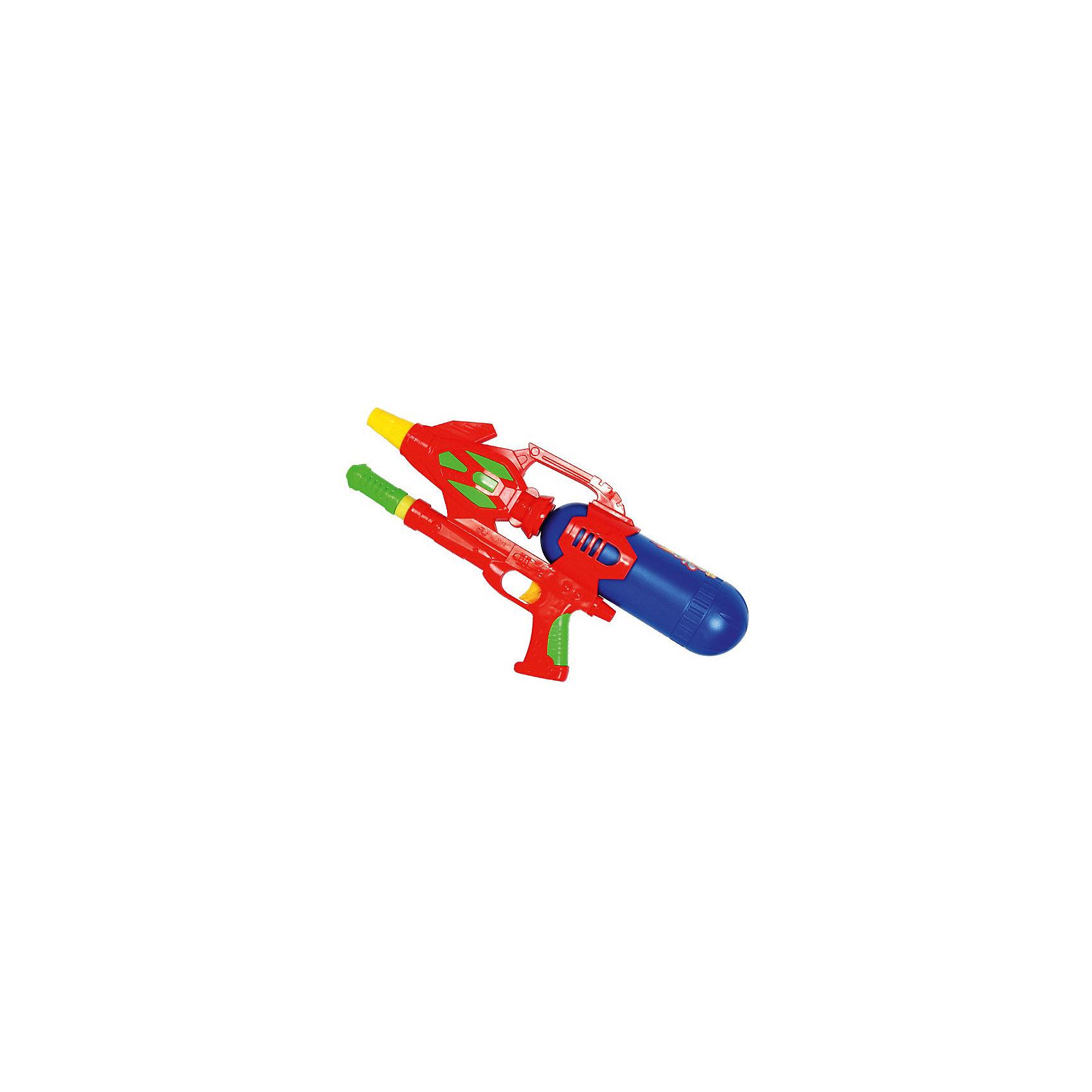 Водный автомат Юный пират, 43 см, BebelotВодный автомат Юный пират, Bebelot, станет отличным развлечением в жаркие летние дни. Игрушка выполнена в ярком красочном дизайне и состоит из автомата и съемного резервуара для воды, который надежно фиксируется при помощи резьбы. Все материалы качественные и прочные. Оружие-водомет имеет небольшой вес и удобно располагается в руке. Перед началом игры заполните резервуар водой и начинайте стрелять! При нажатии на курок автомат выстреливает струей воды. Юные любители пострелять могут устраивать настоящие водные сражения, бесконечно наполняя резервуар водой и поливая друг друга. Игры с водяным оружием не только увлекательны, но и безопасны для ребёнка, развивают глазомер, точность, меткость и ловкость.<br><br>Дополнительная информация:<br><br>- Материал: пластик.<br>- Длина водомета: 43 см.<br>- Размер упаковки: 50 х 9 х 25 см.<br>- Вес: 0,29 кг.<br> <br>Водный автомат Юный пират, 43 см., Bebelot, можно купить в нашем интернет-магазине.<br><br>Ширина мм: 500<br>Глубина мм: 90<br>Высота мм: 250<br>Вес г: 295<br>Возраст от месяцев: 36<br>Возраст до месяцев: 72<br>Пол: Унисекс<br>Возраст: Детский<br>SKU: 4622214