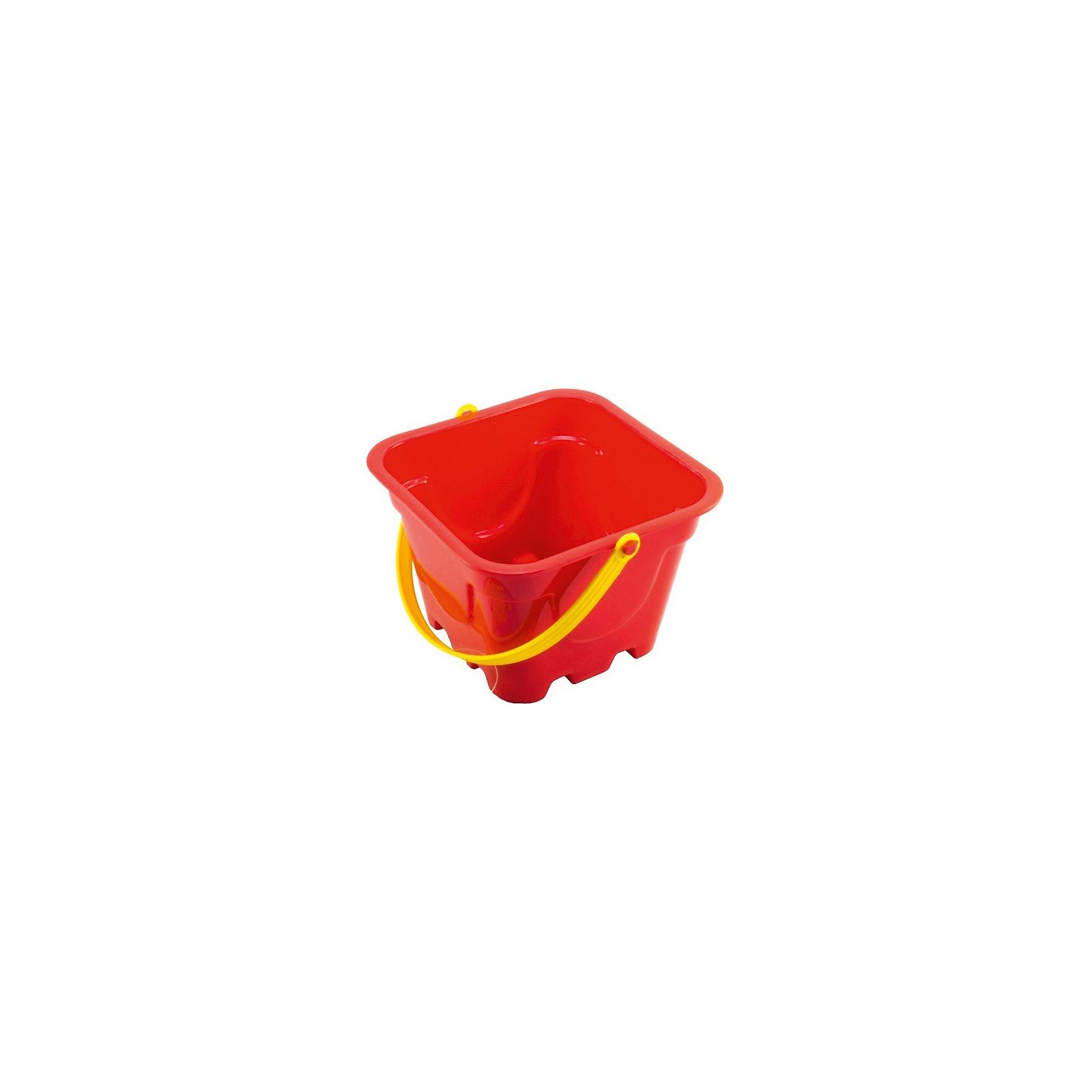 Ведерко, 15 см, ALTACTOИграем в песочнице<br>Детское ведерко, Altacto, прекрасно подойдет для игр в песочнице, его можно взять с собой на прогулку и на пляж. Ведерко прямоугольной формы выполнено в ярком привлекательном дизайне и имеет оптимальный размер, оснащено удобной ручкой для переноски. Вмещает в себя довольно много песка и воды, из которых можно выстроить сказочные замки и слепить куличики. Игрушка выполнена из экологически чистого и высококачественного материала, не содержащего в составе вредных красителей. <br> <br>Дополнительная информация:        <br><br>- Материал: пластик. <br>- Размер ведерка: 15 х 11 х 11 см.<br>- Вес: 98 гр.<br><br>Ведерко, 15 см., Altacto, можно купить в нашем интернет-магазине.<br><br>Ширина мм: 150<br>Глубина мм: 110<br>Высота мм: 110<br>Вес г: 98<br>Возраст от месяцев: 12<br>Возраст до месяцев: 36<br>Пол: Унисекс<br>Возраст: Детский<br>SKU: 4622248