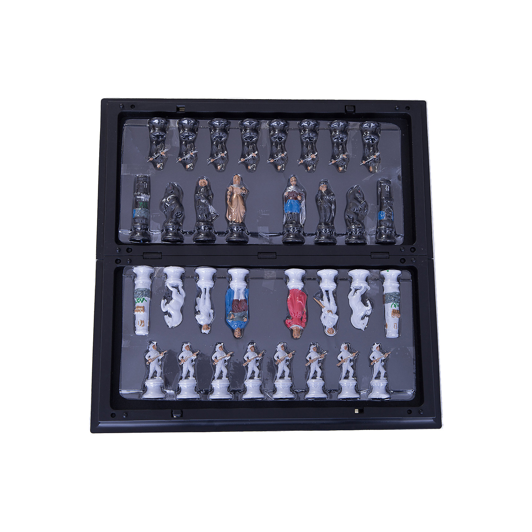 Шахматы магнитные, ABtoysНастольные игры<br>Шахматы магнитные, ABtoys (АБтойс) - это занимательная и очень увлекательная игра с необычными фигурками.<br>Шахматы от компании ABtoys (АБтойс) предназначены для интересного времяпрепровождения. Набор состоит из складного поля и фигурок, уникальный дизайн которых понравится не только детям, но и взрослым. Они очень удобны, так как имеют магнитную основу. В игру удобно играть как дома, так и в дороге. Логические настольные игры очень важны для гармоничного развития детей, ведь они помогают ребенку не только увлекательно провести время, но при этом стать внимательнее.<br><br>Дополнительная информация:<br><br>- В наборе: магнитная доска, шахматные фигурки на магнитах<br>- Материал: пластик, магниты<br>- Размер упаковки: 31 x 16 x 4 см.<br>- Вес: 500 гр.<br><br>Шахматы магнитные, ABtoys (АБтойс) можно купить в нашем интернет-магазине.<br><br>Ширина мм: 310<br>Глубина мм: 40<br>Высота мм: 160<br>Вес г: 500<br>Возраст от месяцев: 36<br>Возраст до месяцев: 1188<br>Пол: Унисекс<br>Возраст: Детский<br>SKU: 4622669