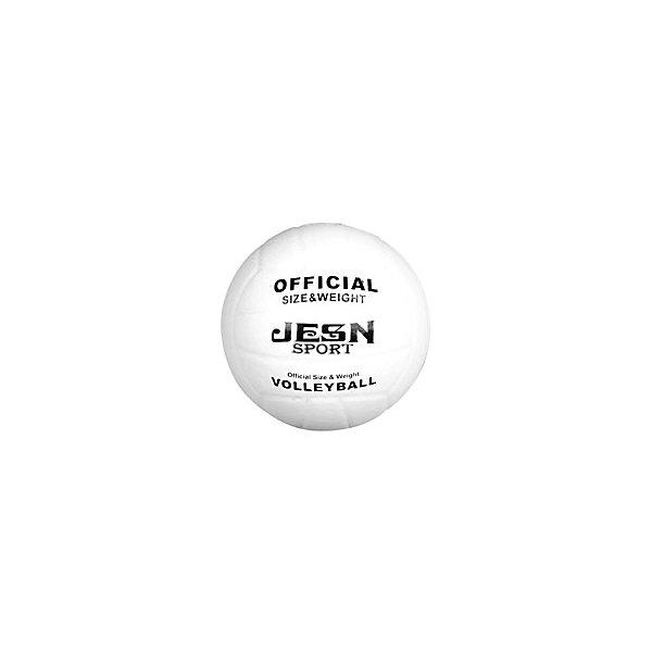 Волейбольный мяч Классика , InSummerМячи детские<br>Классический волейбольный мяч любительского уровня. <br><br>Дополнительная информация: <br><br>- Возраст: от 3 лет.<br>- Цвет: белый.<br>- Материал: резина.<br><br>Купить  волейбольный мяч Классика от InSummer,  можно в нашем магазине.<br><br>Ширина мм: 220<br>Глубина мм: 120<br>Высота мм: 100<br>Вес г: 67<br>Возраст от месяцев: 36<br>Возраст до месяцев: 120<br>Пол: Унисекс<br>Возраст: Детский<br>SKU: 4624434