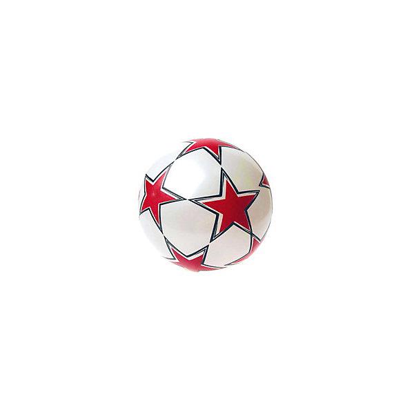 Мяч Звезда, 15 см, InSummerМячи детские<br><br>Ширина мм: 150; Глубина мм: 80; Высота мм: 50; Вес г: 17; Возраст от месяцев: 36; Возраст до месяцев: 120; Пол: Унисекс; Возраст: Детский; SKU: 4624452;