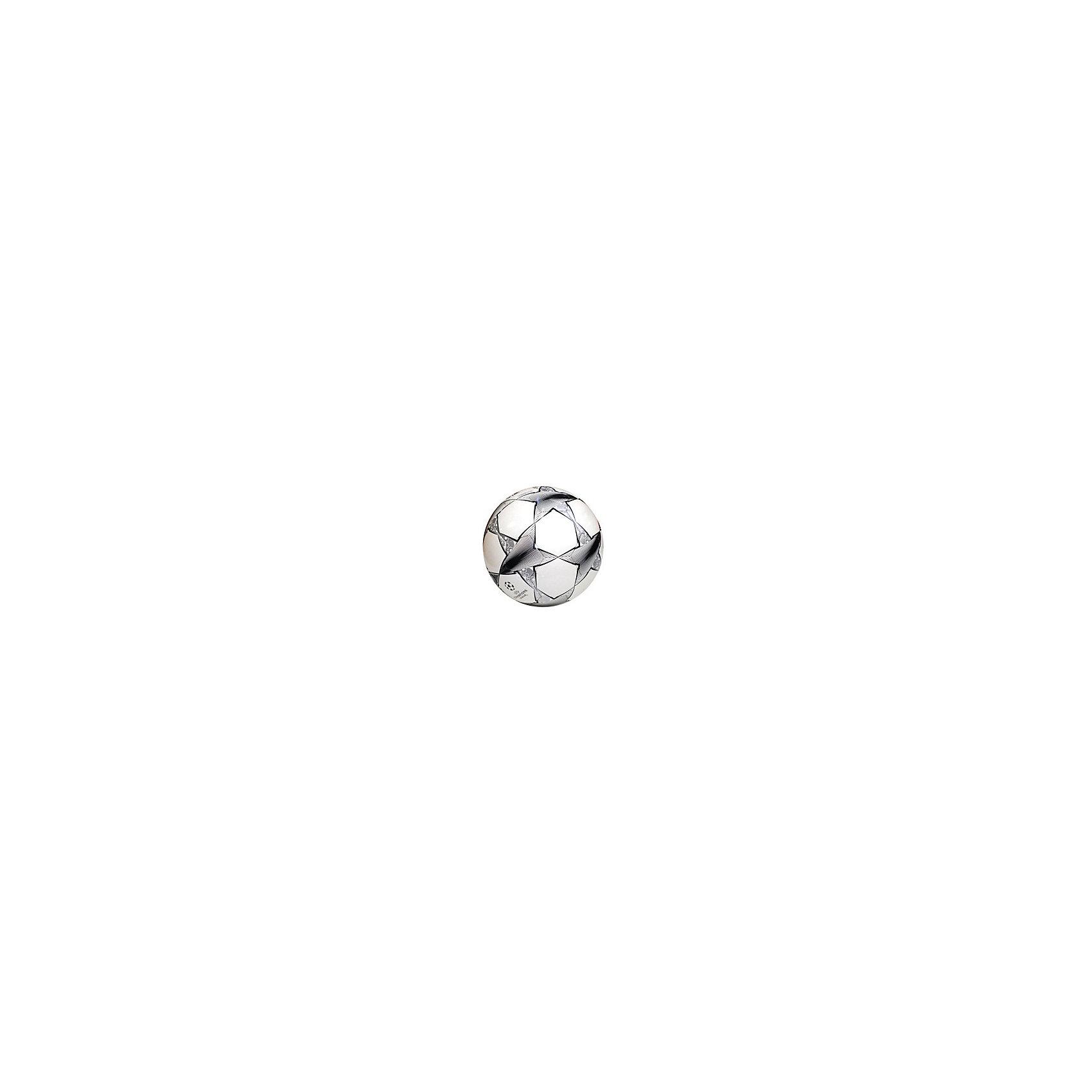 Футбольный мяч Звездный, InSummerМячи детские<br>Футбольный мяч Звездный, InSummer<br><br>Характеристики:<br>- Состав: поливинилхлорид  <br>- Размер: 27 см.<br>- Продается в сдутом виде<br><br>Футбольный мяч Звездный от производителя товаров для для детей InSummer (Инсаммер) станет неотъемлемой частью игр на свежем воздухе и в спортивном зале. Легкий надувной мяч безопасен для детей и даже играя в «вышибалы» не нанесет повреждений. Интересный дизайн со звездами придет по вкусу вашему футболисту. С этим мячом можно играть в футбол а можно придумать множество своих игр. Мяч не позволит детям сидеть на месте и поможет развить координацию движений, реакцию и подарит множество детских воспоминаний.<br><br>Футбольный мяч Звездный, InSummer (Инсаммер)  можно купить в нашем интернет-магазине.<br>Подробнее:<br>• Для детей в возрасте: от 3 до 10 лет <br>• Номер товара: 4624471<br>Страна производитель: Китай<br><br>Ширина мм: 250<br>Глубина мм: 120<br>Высота мм: 100<br>Вес г: 67<br>Возраст от месяцев: 36<br>Возраст до месяцев: 120<br>Пол: Унисекс<br>Возраст: Детский<br>SKU: 4624471