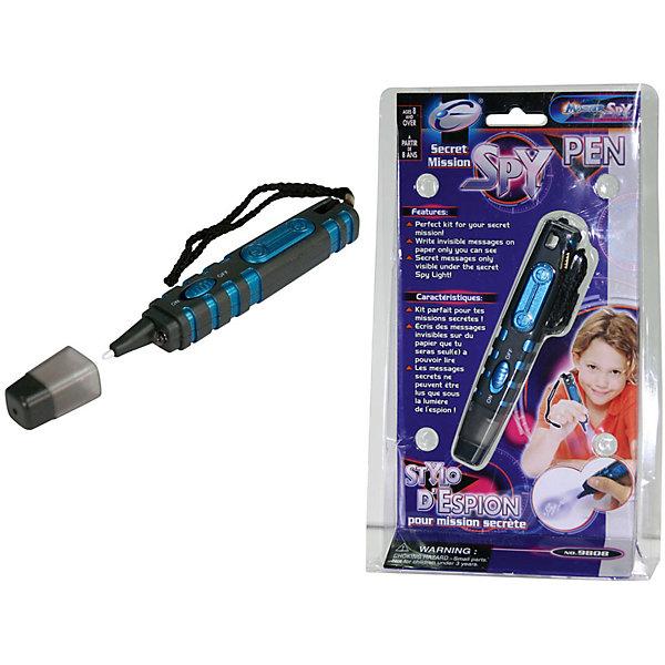 Ручка для юного шпиона, EastcolightИнтерактивные игрушки для малышей<br>Ручка для юного шпиона, Eastcolight - оригинальный подарок, который обязательно порадует юного суперагента. Ручка пишет на бумаге невидимыми чернилами, не позволяя вражеским шпионам узнать тайные сведения. Чтобы прочесть секретное сообщение надо посветить на надпись фонариком, встроенным в ручку, и буквы тут же проступят на бумаге. Такой эффект достигается благодаря невидимым чернилам, которые видны только под УФ лучами. Для удобства пользования ручка снабжена специальным ремешком, а от пересыхания чернил защищает прочный колпачок. Все детали ручки выполнены из прочного, качественного и износоустойчивого материала. <br><br>Дополнительная информация:<br><br>- Материал: пластик.<br>- Требуются батарейки: 3 х AG10 (входят в комплект).<br>- Длина ручки: 12 см.<br>- Размер упаковки: 14 х 24,5 х 5 см.<br>- Вес: 0,2 кг.<br><br>Ручку для юного шпиона, Eastcolight, можно купить в нашем интернет-магазине.<br><br>Ширина мм: 143<br>Глубина мм: 240<br>Высота мм: 52<br>Вес г: 120<br>Возраст от месяцев: 72<br>Возраст до месяцев: 180<br>Пол: Унисекс<br>Возраст: Детский<br>SKU: 4627939