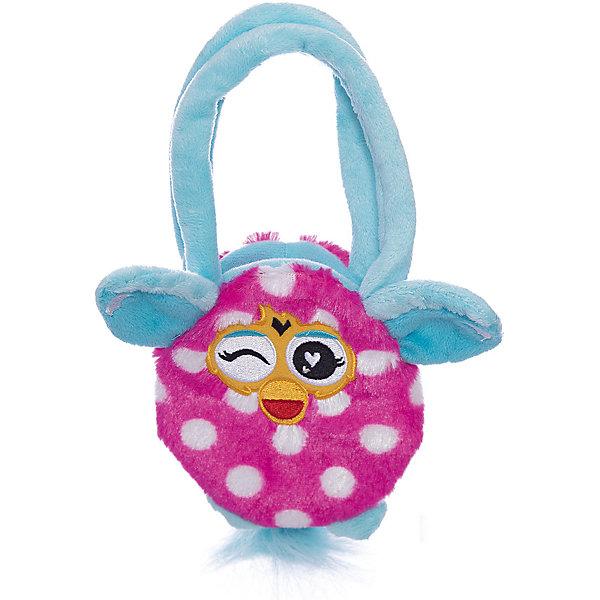 Furby сумочка 12 см, в горошек, 1Toy