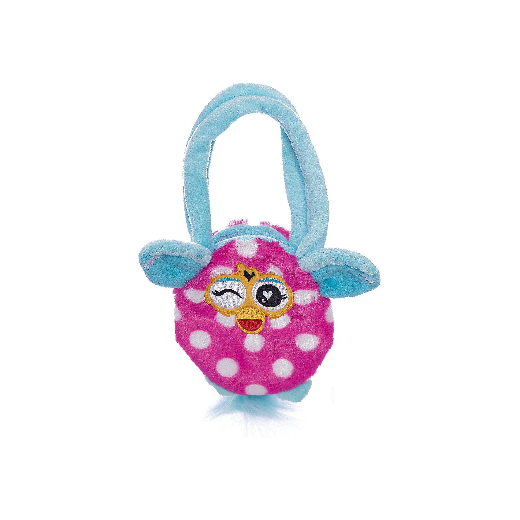 Furby сумочка 12 см, в горошек, 1ToyЧудесная плюшевая сумочка Furby не оставит равнодушной ни одну девочку. Она замечательно подойдет для прогулок, поездок и путешествий, а также в качестве забавной мягкой игрушки. Сумочка выполнена в виде очаровательного Ферби и ее внешний вид абсолютно идентичен популярной интерактивной игрушке. У Ферби яркая розовая расцветка в горошек, голубые ушки и лапки. Качественный плюшевый материал сумочки очень мягкий и приятный на ощупь. Внутри одно вместительное отделение, куда ребенок сможет положить все необходимые на прогулке вещи. Имеется удобная плюшевая ручка для переноски в руках. <br><br>Дополнительная информация:<br><br>- Материал: плюш.  <br>- Длина сумки: 12 см. (без ручек).<br>- Размер упаковки: 20 х 14 х 2 см.<br>- Вес: 50 гр.<br><br>Furby сумочку 12 см., в горошек, 1Toy, можно купить в нашем интернет-магазине.<br><br>Ширина мм: 200<br>Глубина мм: 140<br>Высота мм: 20<br>Вес г: 49<br>Возраст от месяцев: 24<br>Возраст до месяцев: 60<br>Пол: Унисекс<br>Возраст: Детский<br>SKU: 4627951