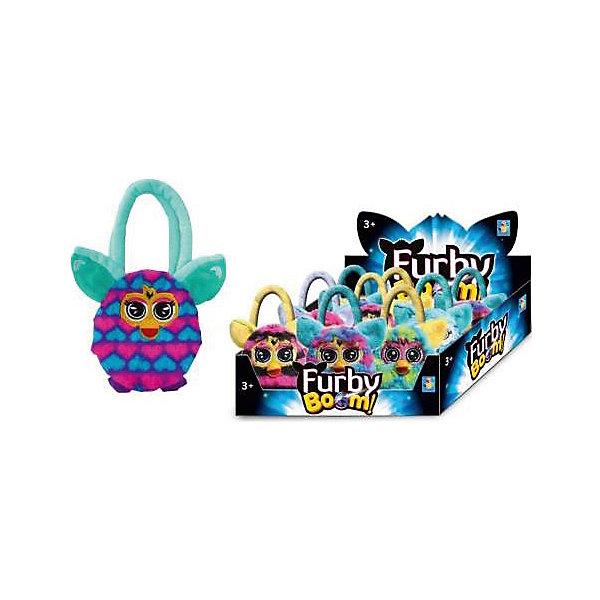 Furby сумочка 12 см, сердце, 1Toy