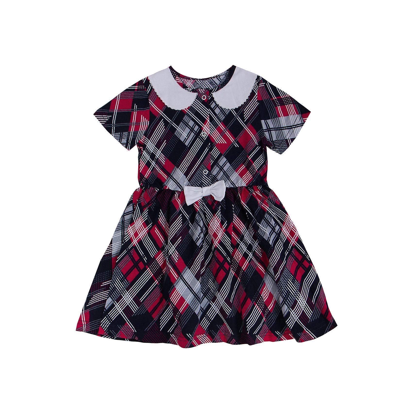 Платье АпрельКрасивое платье от торговой марки Апрель выполнено из мягкого, эластичного полотна. Платье без рукавов, округлым вырезом горловины, декорировано белым бантиком. Оригинальный дизайн и модная расцветка делают его незаменимым предметом детского гардероба. Рекомендуется деликатная машинная стирка без предварительного замачивания.<br><br>Дополнительная информация: <br><br>- цвет: розовый, белый, серый<br>- состав: хлопок 100%<br>- длина рукава: без рукавов<br>- вид бретелек: без бретелек<br>- длина изделия: по спинке: 48 см<br>- вид застежки: без застежки<br>- фактура материала: трикотажный<br>- длина юбки: мини<br>- тип карманов: без карманов<br>- по назначению: повседневный стиль<br>- сезон: демисезон<br>- пол: девочки<br>- фирма-производитель: Апрель<br>- страна производитель: Россия<br>- комплектация: платье<br><br>Платье от торговой марки Апрель можно купить в нашем интернет-магазине.<br><br>Ширина мм: 236<br>Глубина мм: 16<br>Высота мм: 184<br>Вес г: 177<br>Цвет: разноцветный<br>Возраст от месяцев: 48<br>Возраст до месяцев: 60<br>Пол: Женский<br>Возраст: Детский<br>Размер: 122,110,104,98,116<br>SKU: 4630650