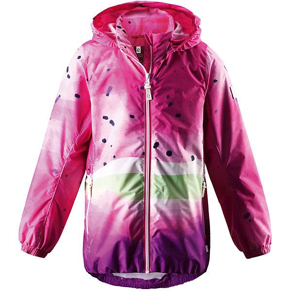 Куртка для девочки ReimaОдежда<br>Куртка от финской марки Reima.<br>*Куртка демисезонная для подростков*Водоотталкивающий, ветронепроницаемый и «дышащий» материал*Подкладка из mesh-сетки*Безопасный, съемный капюшон*Регулируемый подол*Два кармана на молнии<br>Состав:<br>100% ПЭ, ПУ-покрытие<br><br>Ширина мм: 356<br>Глубина мм: 10<br>Высота мм: 245<br>Вес г: 519<br>Цвет: розовый<br>Возраст от месяцев: 72<br>Возраст до месяцев: 84<br>Пол: Женский<br>Возраст: Детский<br>Размер: 122,140,128,134,110,104,116<br>SKU: 4631534