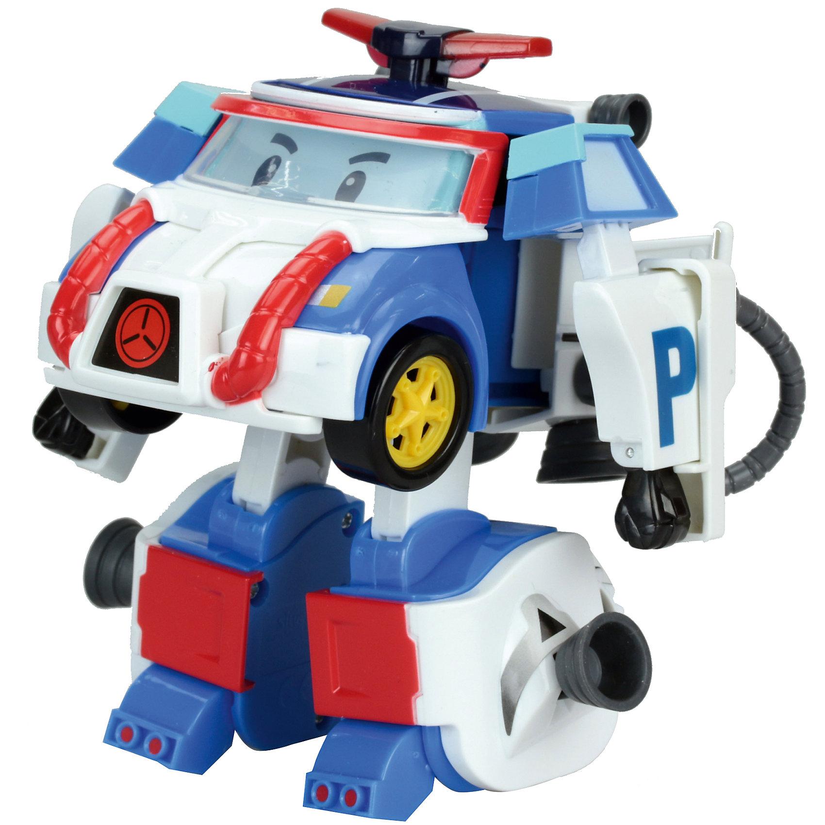 Поли трансформер, 10 см, Робокар полиИгровые наборы<br>Трансформер и костюм астронавта Поли, 10 см, Робокар Поли.<br><br>Характеристики:<br><br>- В наборе: игрушка-трансформер, аксессуары костюма астронавта<br>- Материал: пластик<br>- Размер игрушки: 10 см.<br>- Упаковка: картонная коробка блистерного типа<br>- Размер упаковки: 10,8 x 15,2 x 17,2 см.<br>- Вес: 266 гр.<br><br>Ловкий и отважный полицейский автомобиль Робокар Поли как обычно, не бросит в беде никого и выручит из любой ситуации. Тем более, что с костюмом астронавта у него появилось еще больше возможностей помогать людям. Наш Поли легко и быстро трансформируется из машинки в робота, наденет на себя костюм и ринется в открытый космос!<br><br>Трансформера и костюм астронавта Поли, 10 см, Робокар Поли можно купить в нашем интернет-магазине.<br><br>Ширина мм: 108<br>Глубина мм: 172<br>Высота мм: 152<br>Вес г: 321<br>Возраст от месяцев: 36<br>Возраст до месяцев: 84<br>Пол: Мужской<br>Возраст: Детский<br>SKU: 4632758