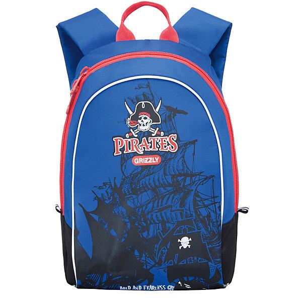 Рюкзак школьный Grizzly Monster