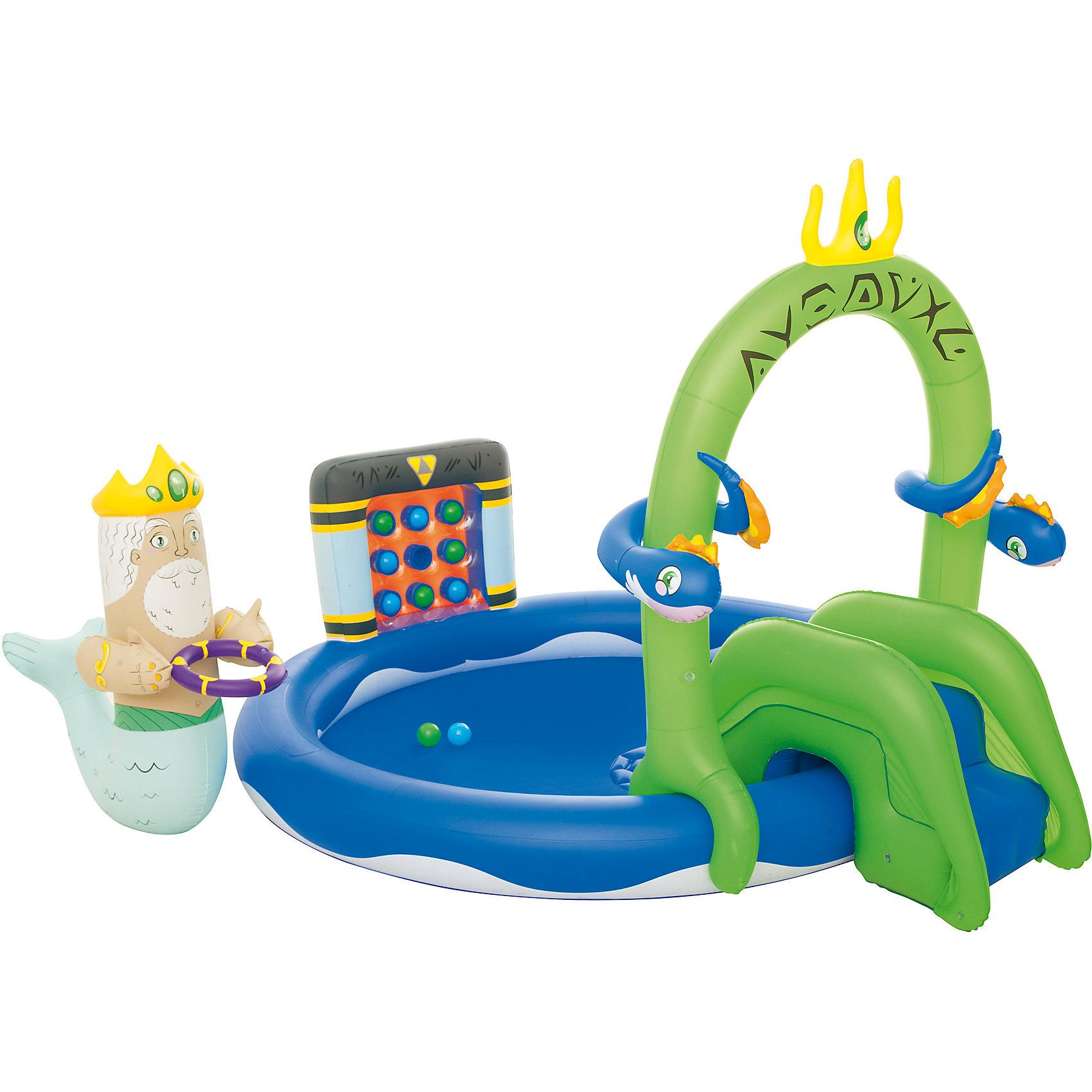 Bestway Игровой бассейн с принадлежностями для игр, Bestway