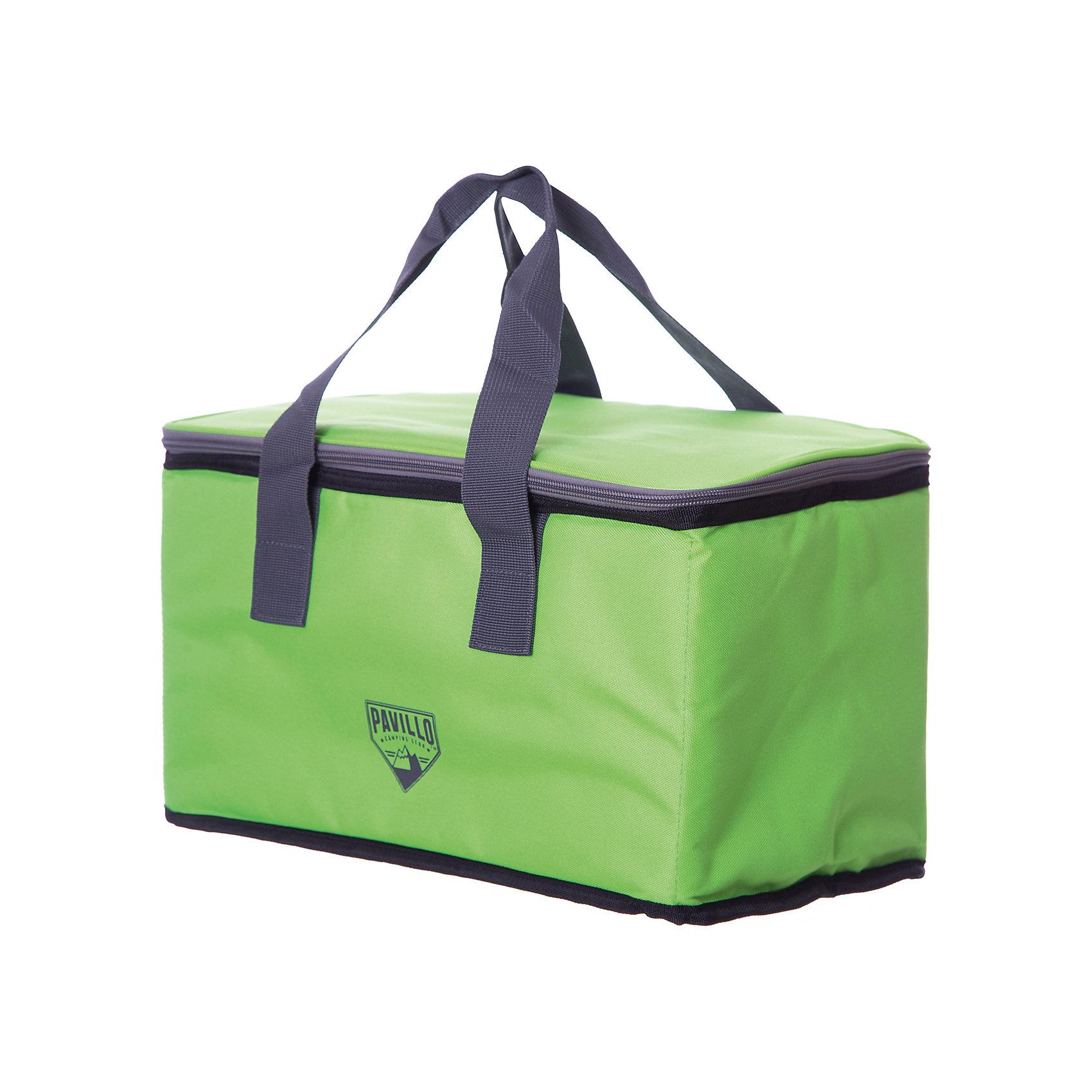 Термосумка 15 л Quellor (5 ч), BestwayДорожные сумки и чемоданы<br>Характеристики товара:<br><br>• материал: полимер<br>• цвет: зеленый<br>• размер: 19х35х20 см<br>• легкий прочный материал<br>• объем: 15 л<br>• вес: 0,34 кг<br>• походный вариант<br>• многослойный износостойкий материал<br>• легкая и удобная<br>• страна бренда: США, Китай<br>• страна производства: Китай<br><br>Сумка сделана из многослойного материала, который позволяет сохранить температуру продуктов при отсутствии холодильника в течение 5 часов - это очень практично и удобно. <br><br>Предмет сделан из прочного материала, но очень легкого. Он мало весит, небольшой в сложенном виде, его удобно брать с собой. Изделие произведено из качественных и безопасных для детей материалов.<br><br>Термосумку 15 л Quellor (5 ч), от бренда Bestway (Бествей) можно купить в нашем интернет-магазине.<br><br>Ширина мм: 500<br>Глубина мм: 250<br>Высота мм: 200<br>Вес г: 340<br>Возраст от месяцев: 108<br>Возраст до месяцев: 1188<br>Пол: Унисекс<br>Возраст: Детский<br>SKU: 4632831