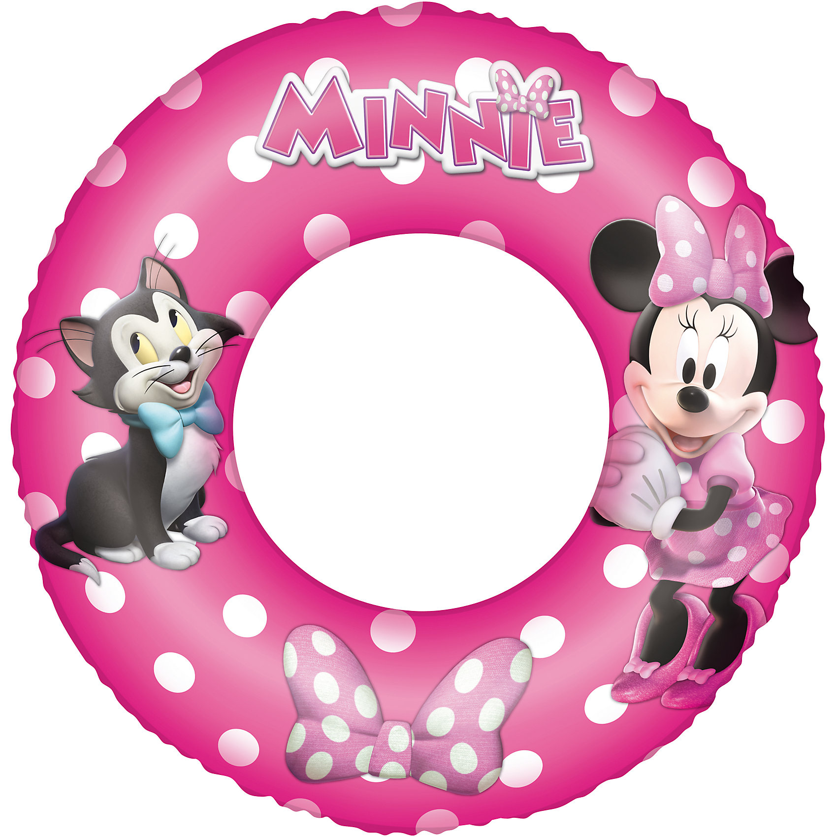 Круг для плавания 56 см, Минни, Bestway