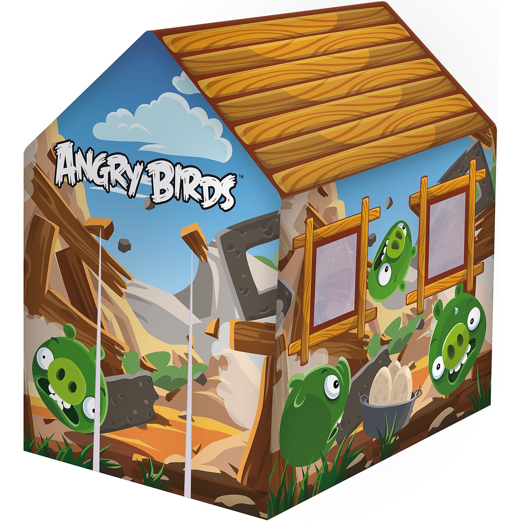 Домик для игр Angry Birds, Bestway