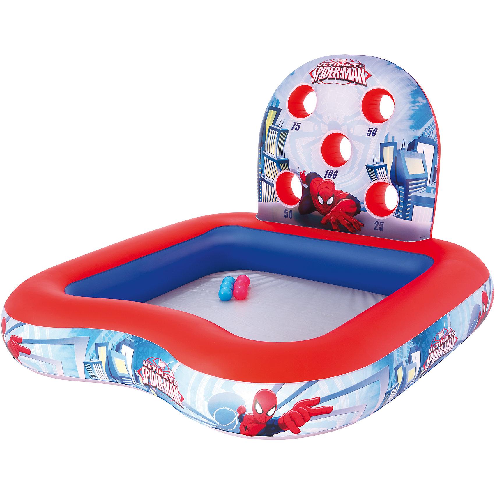 Bestway Игровой бассейн, 170 л, с принадлежностями для игр, Bestway